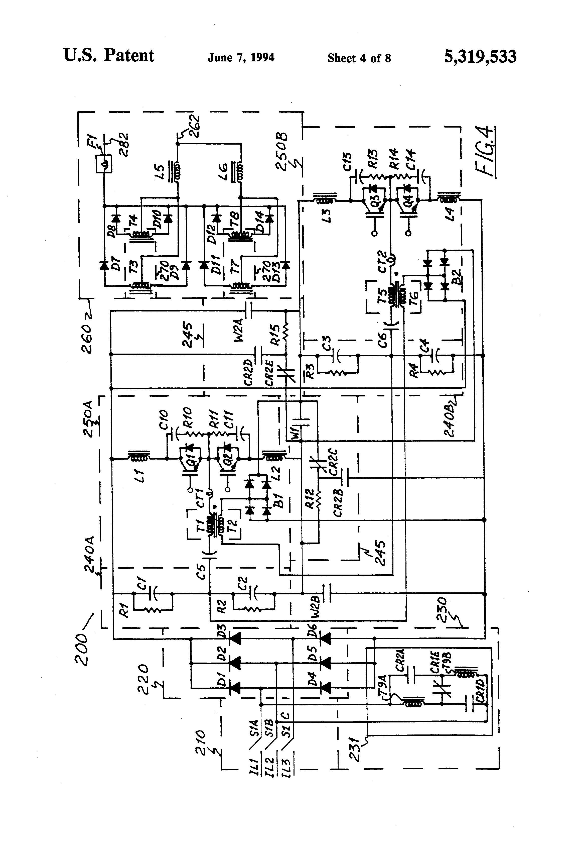 patent us5319533