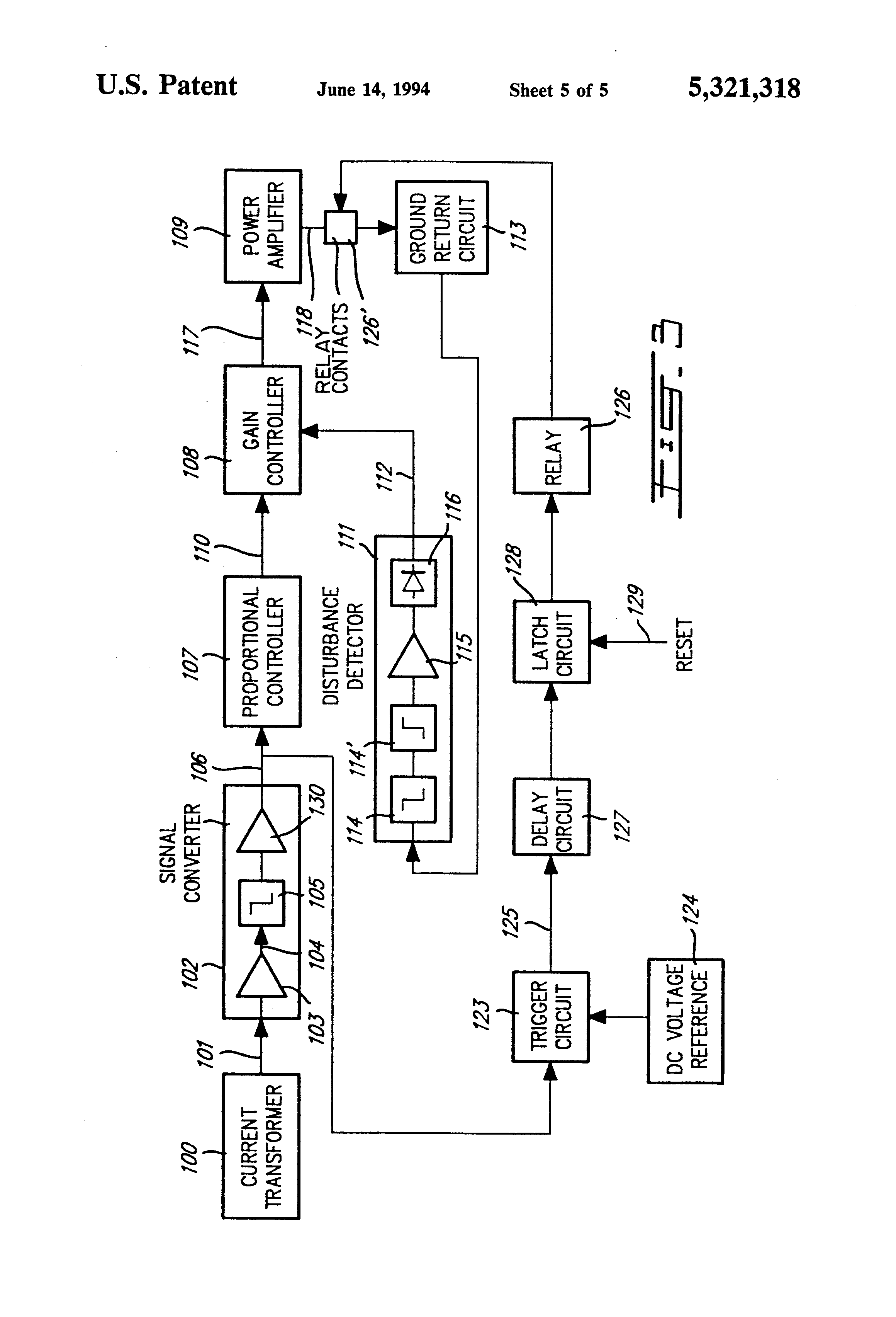 Patent US5321318 - Stray current neutralizing method and ... on