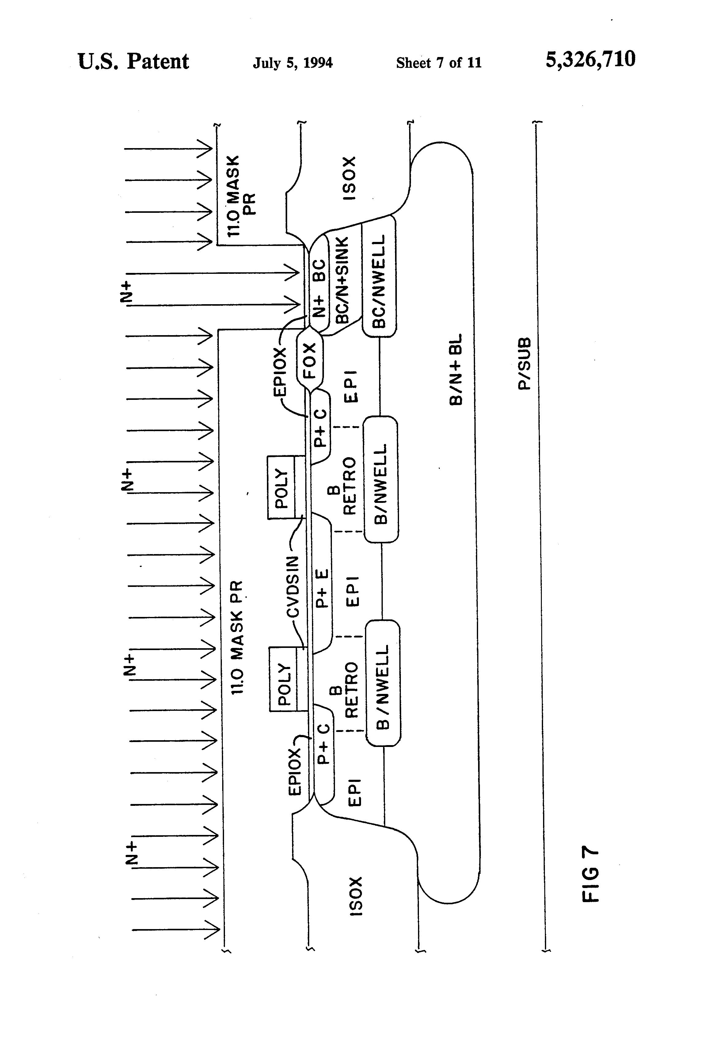 patent us5326710