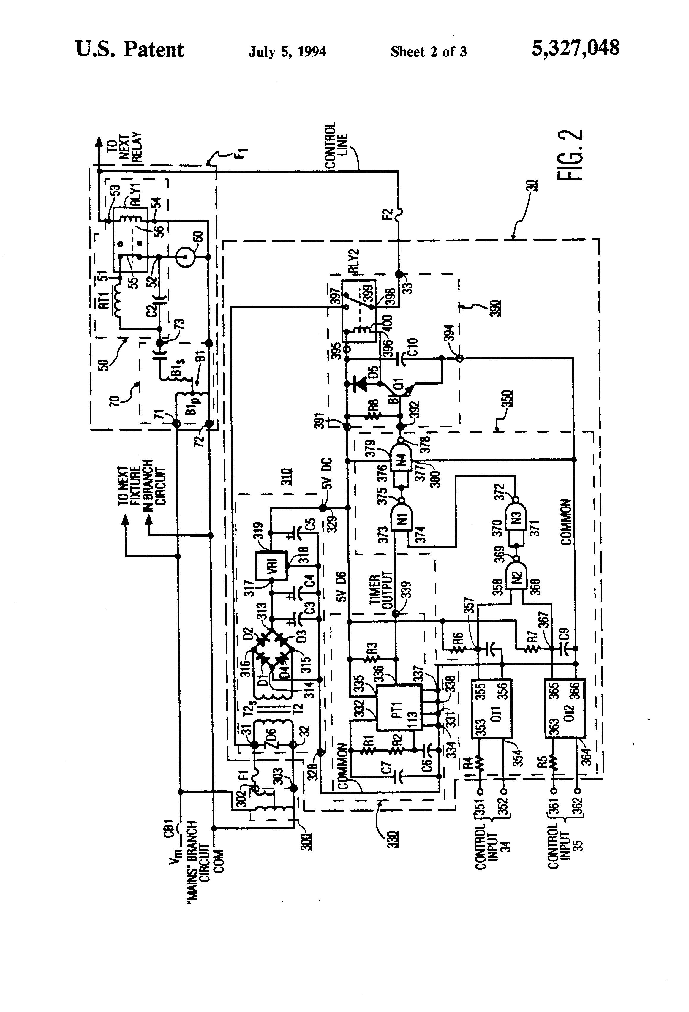 patent us5327048