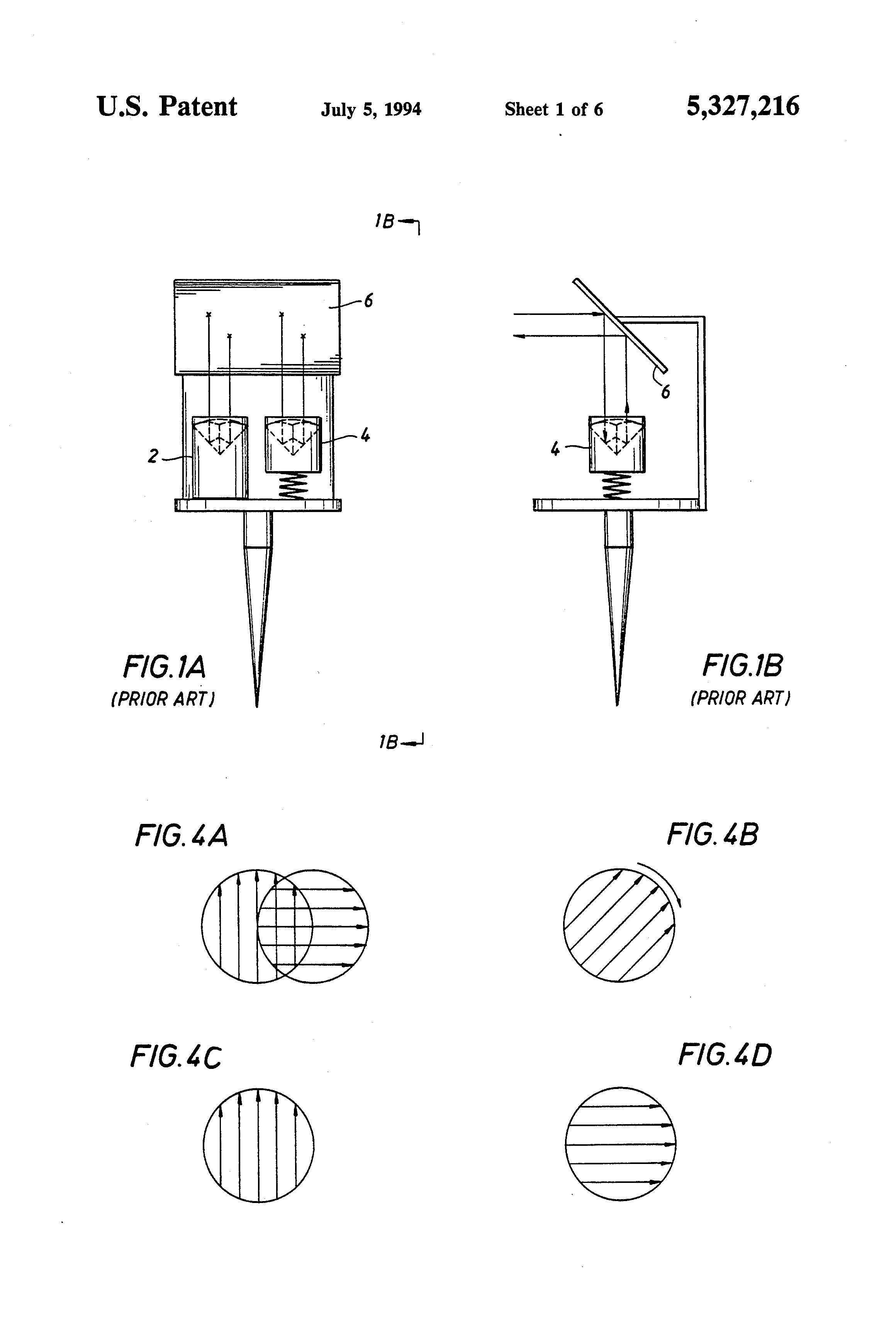 patent us5327216