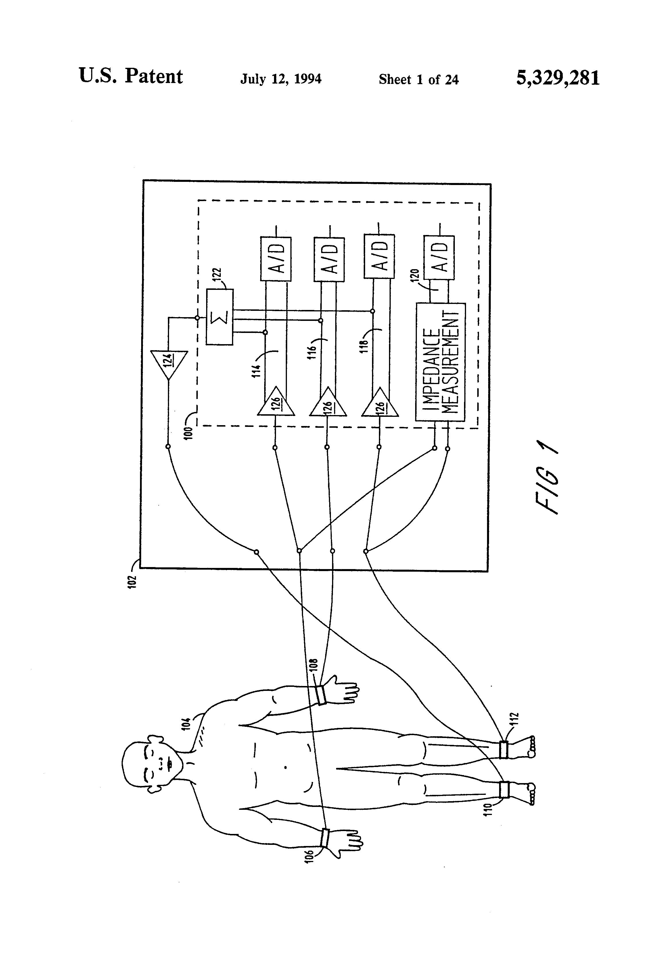 patent us5329281