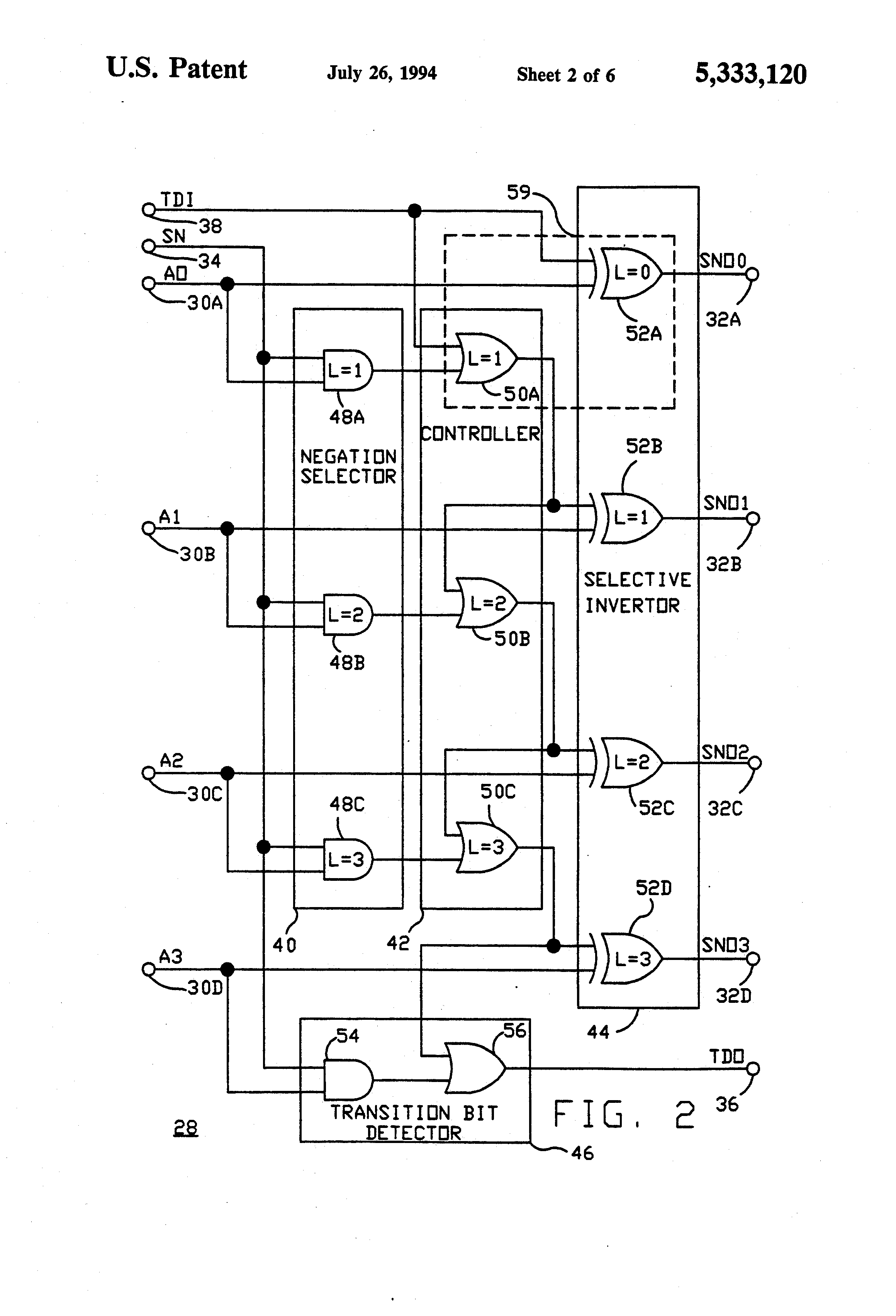 Patent Ep0185504a2 A Binary Subtraction Circuit Google Patents