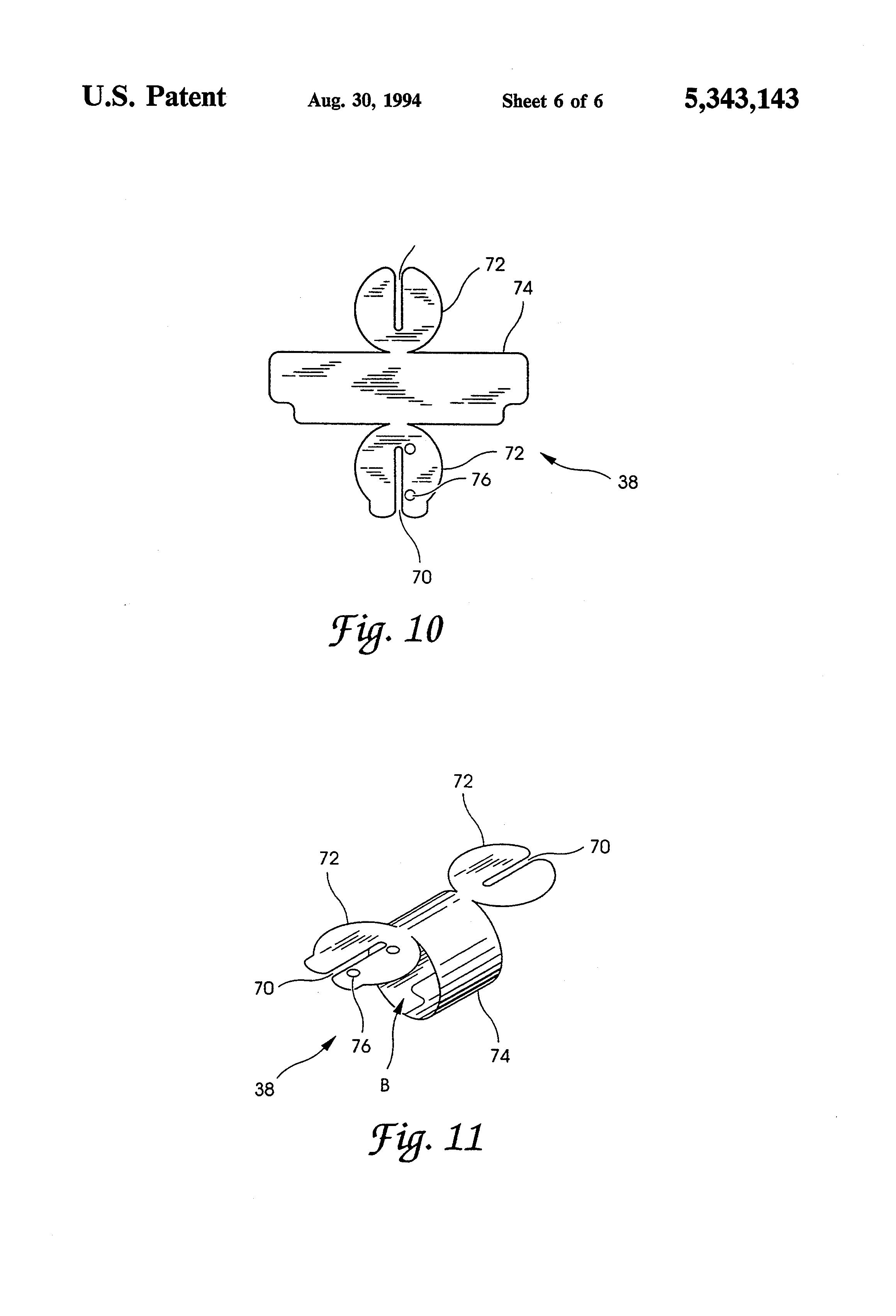 patent us5343143