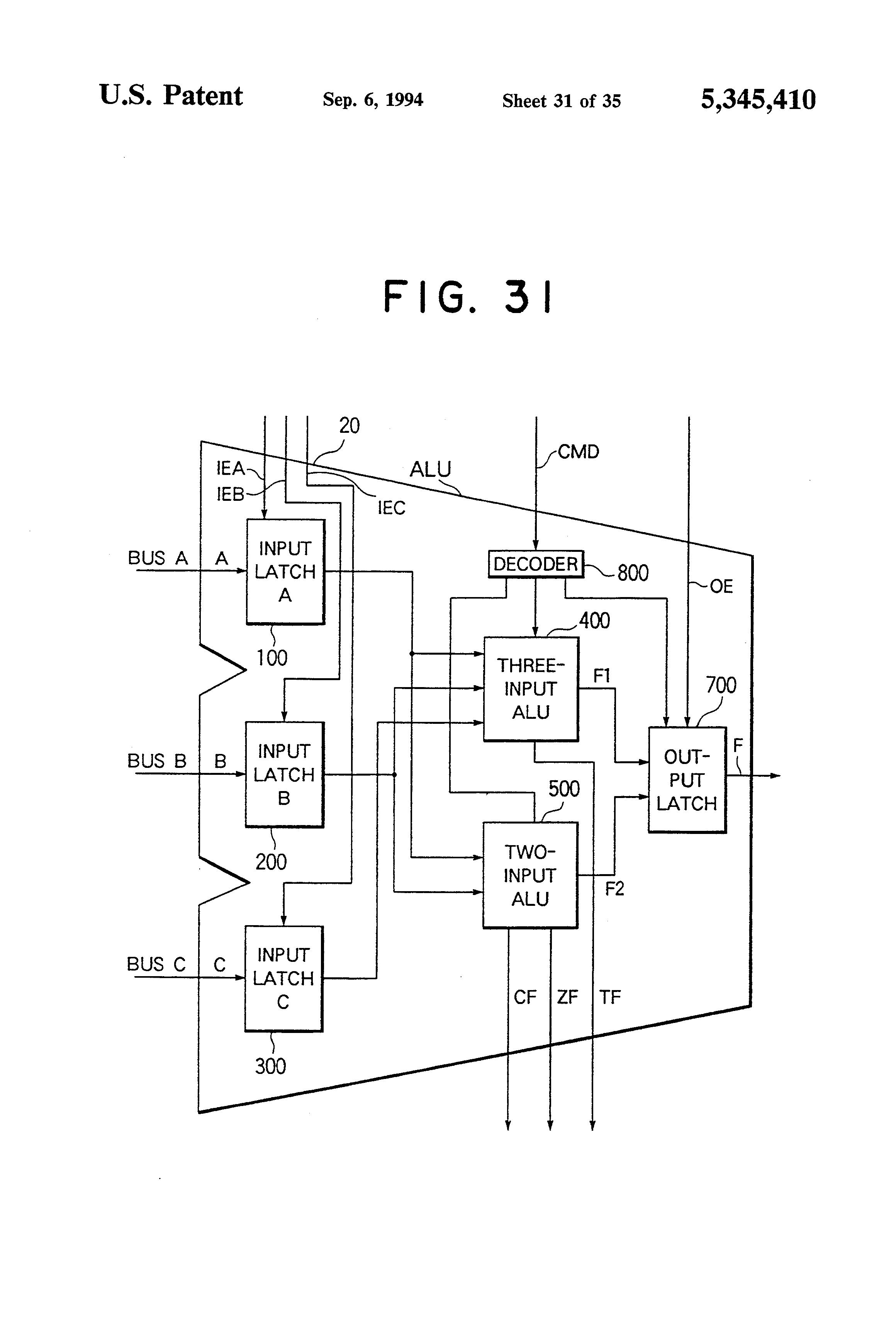 patent us5345410