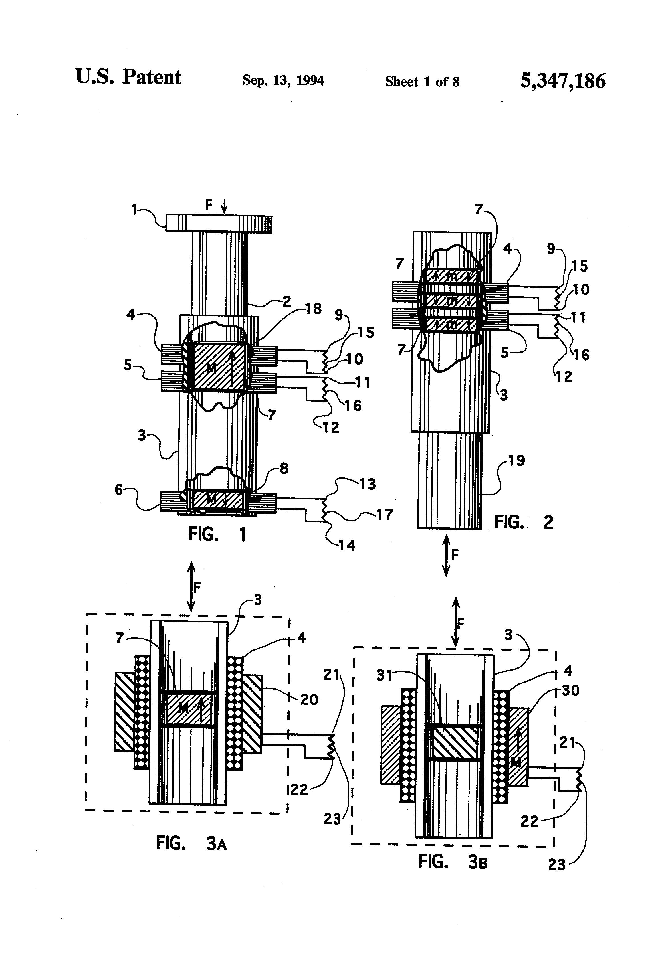 patent us5347186