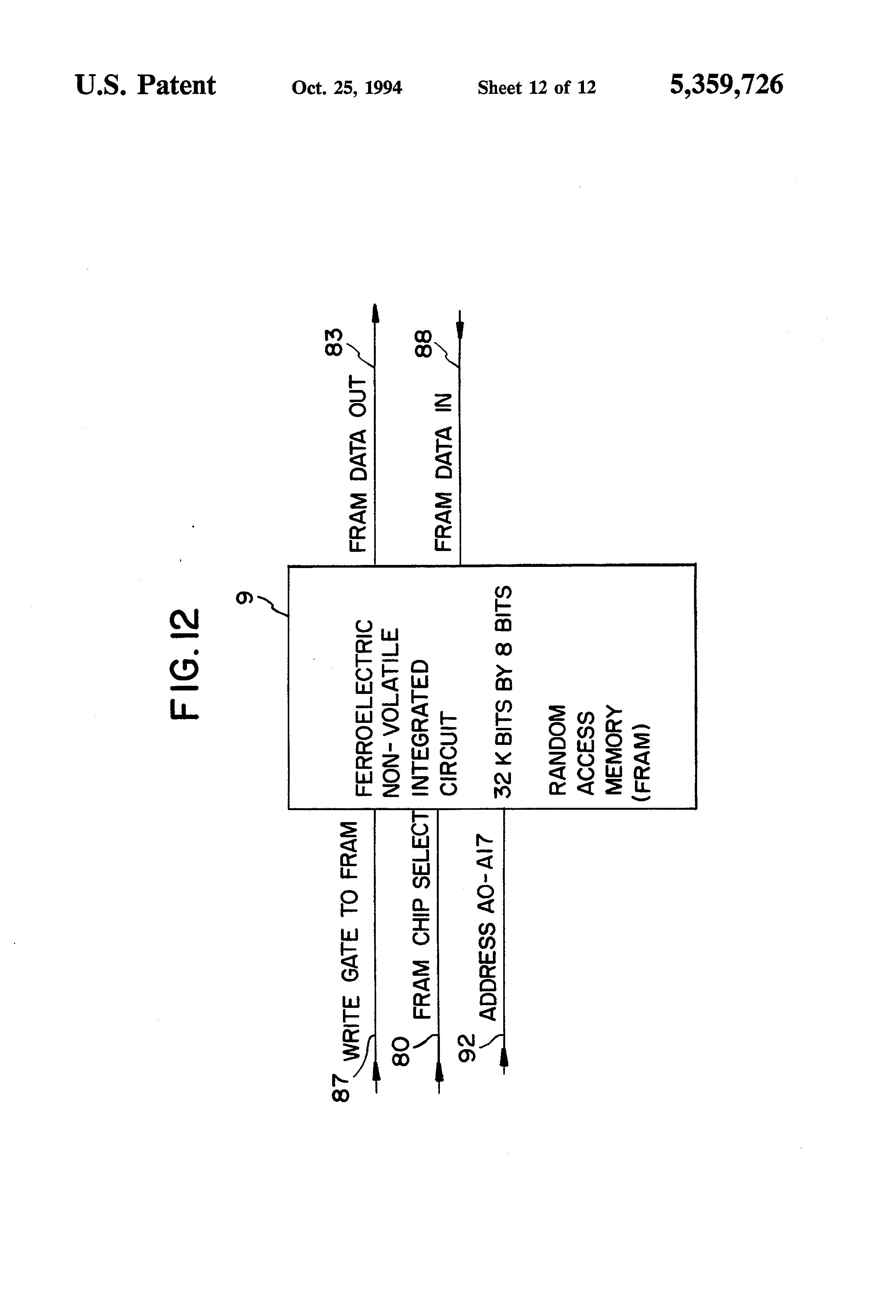patent us5359726