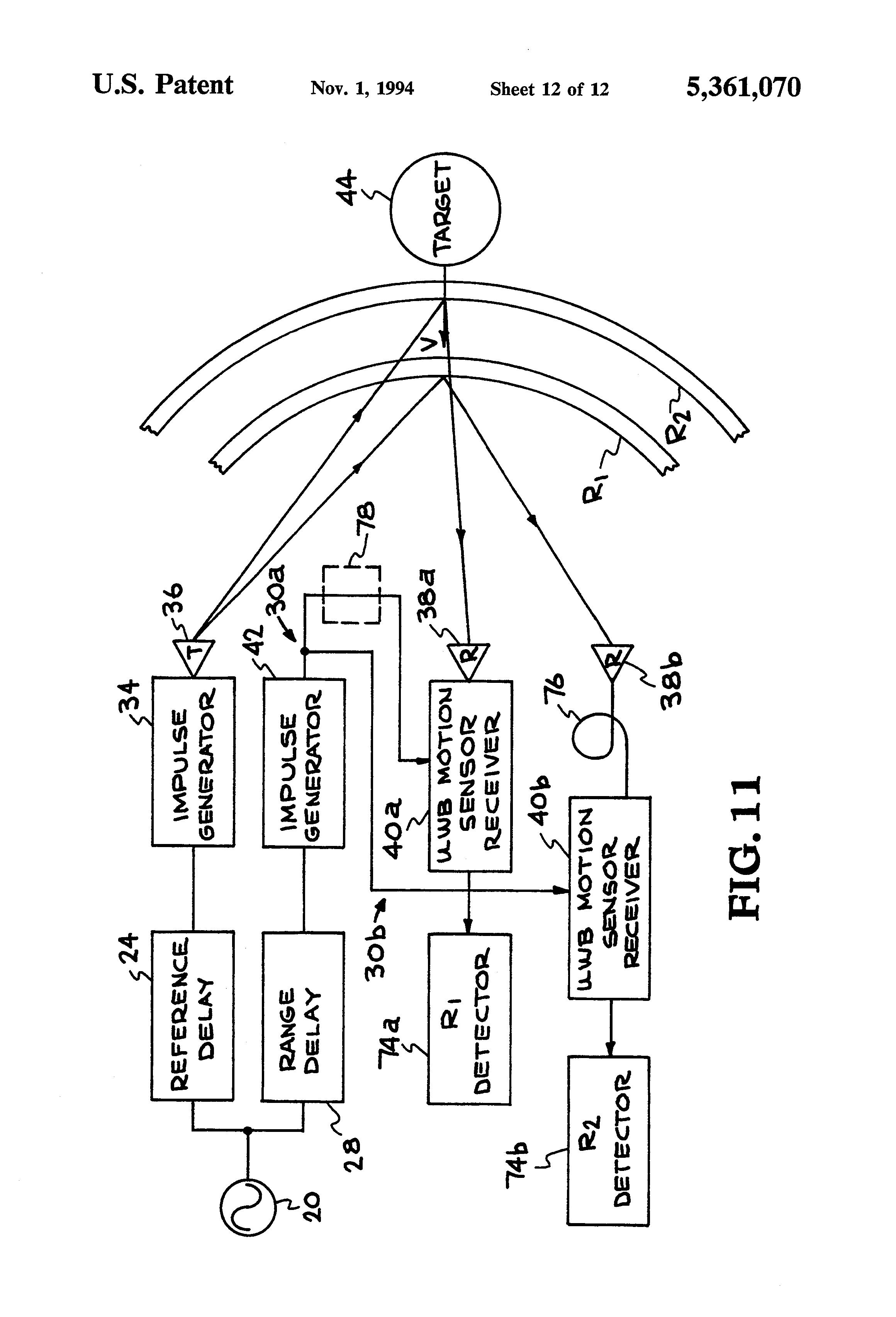 patent us5361070
