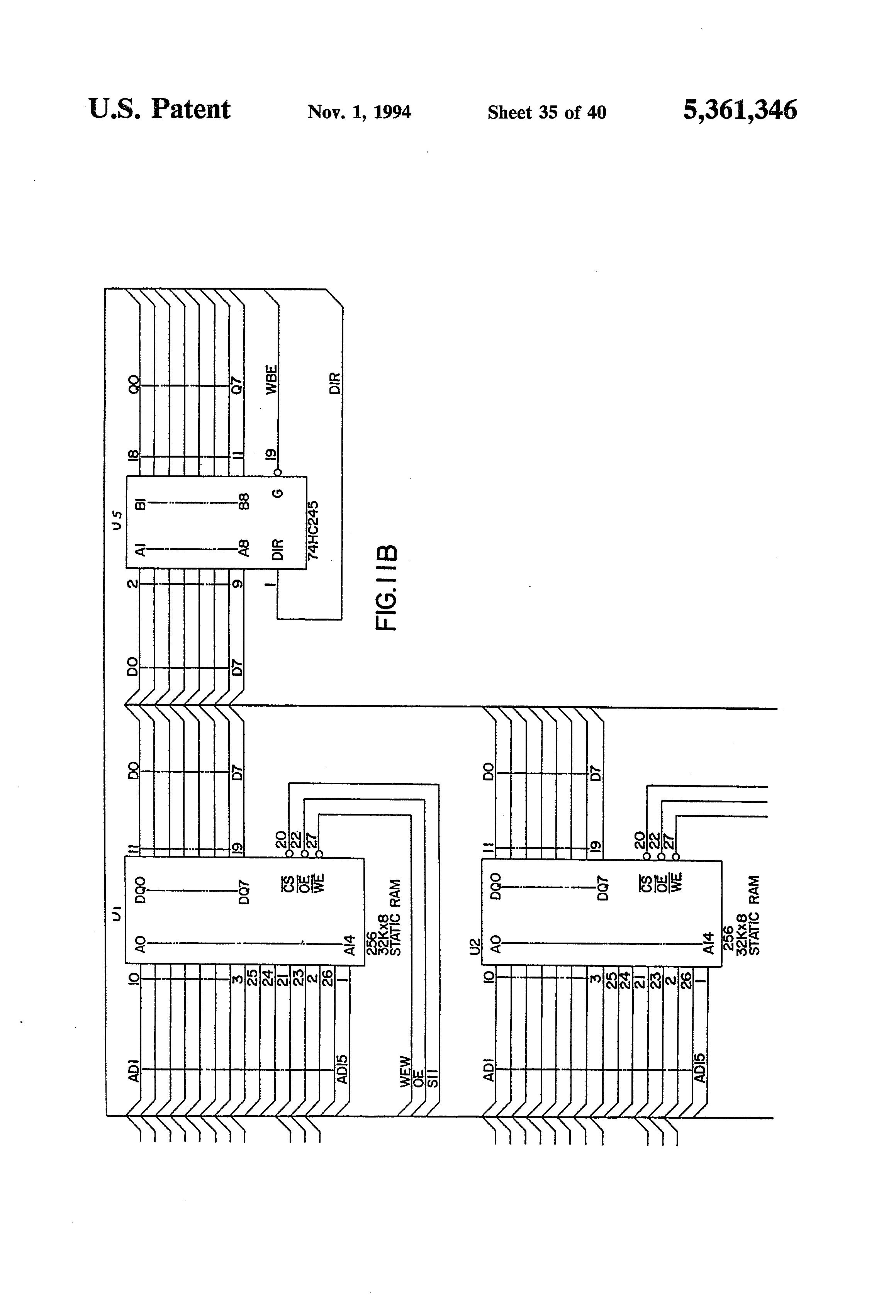 patente us5361346
