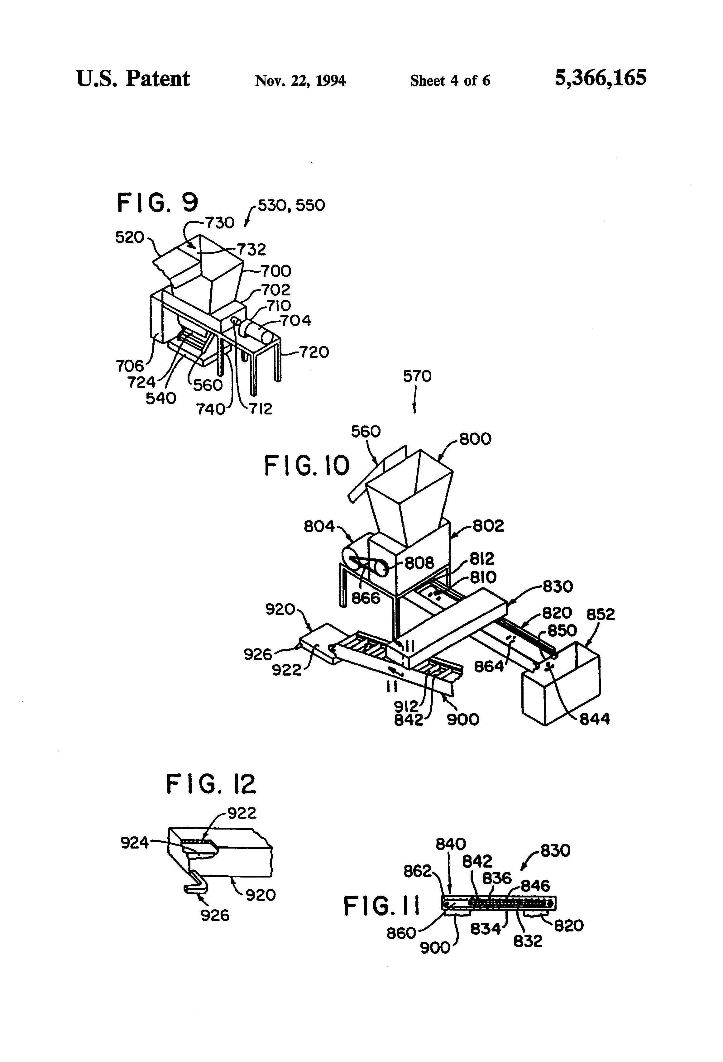 patent us5366165