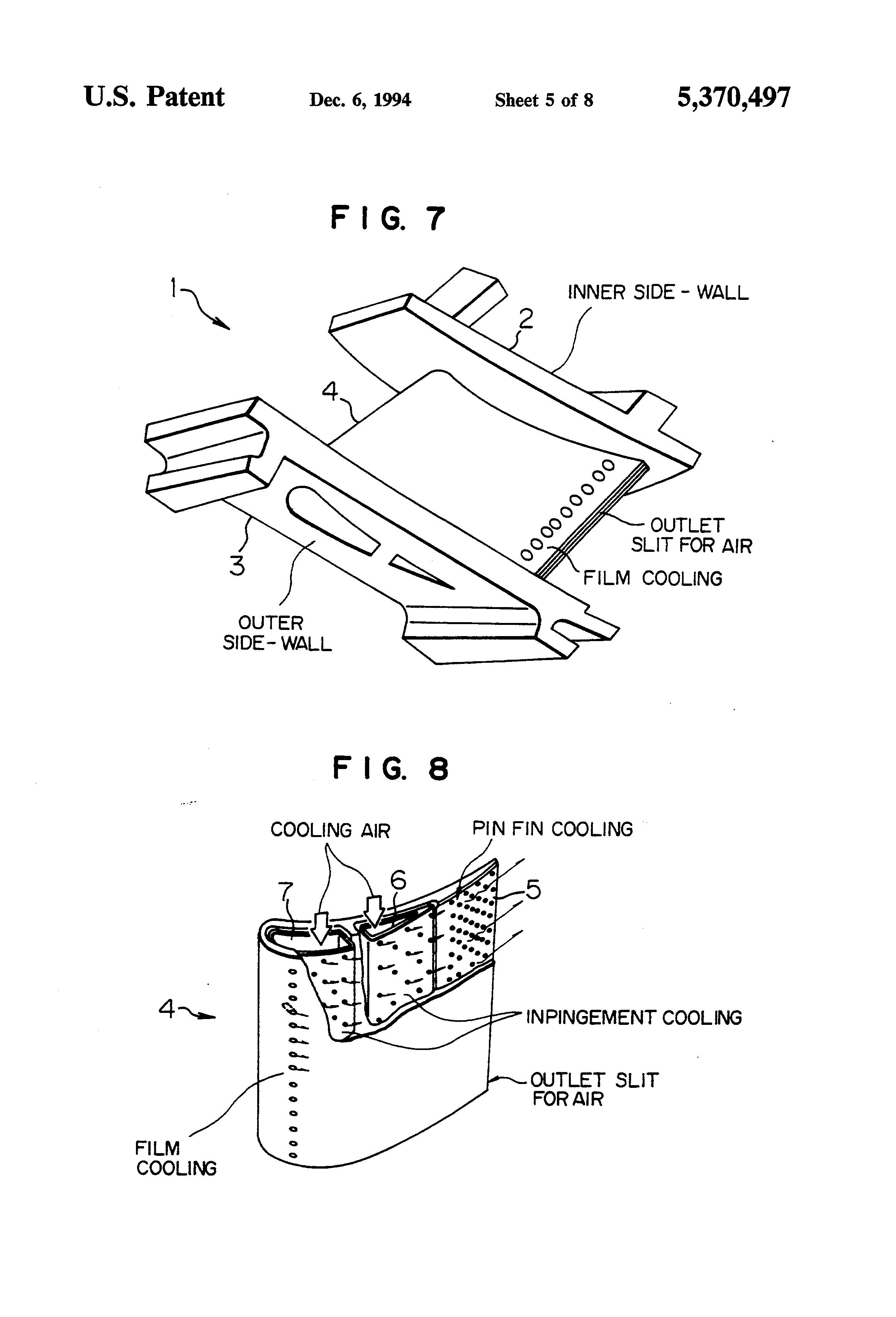 Patente US Gas turbine and gas turbine nozzle Google