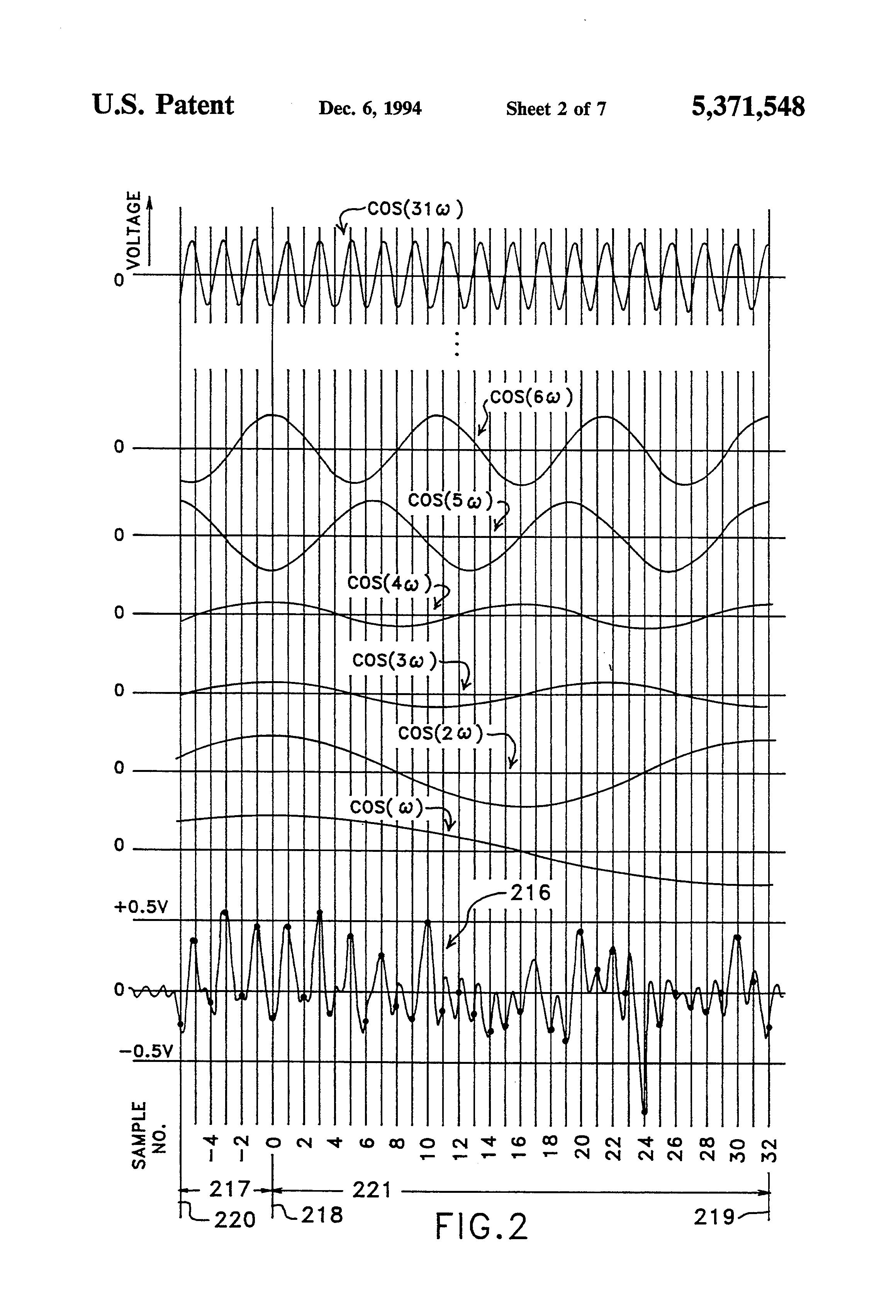 Patent US5371548 - System for transmission of digital data