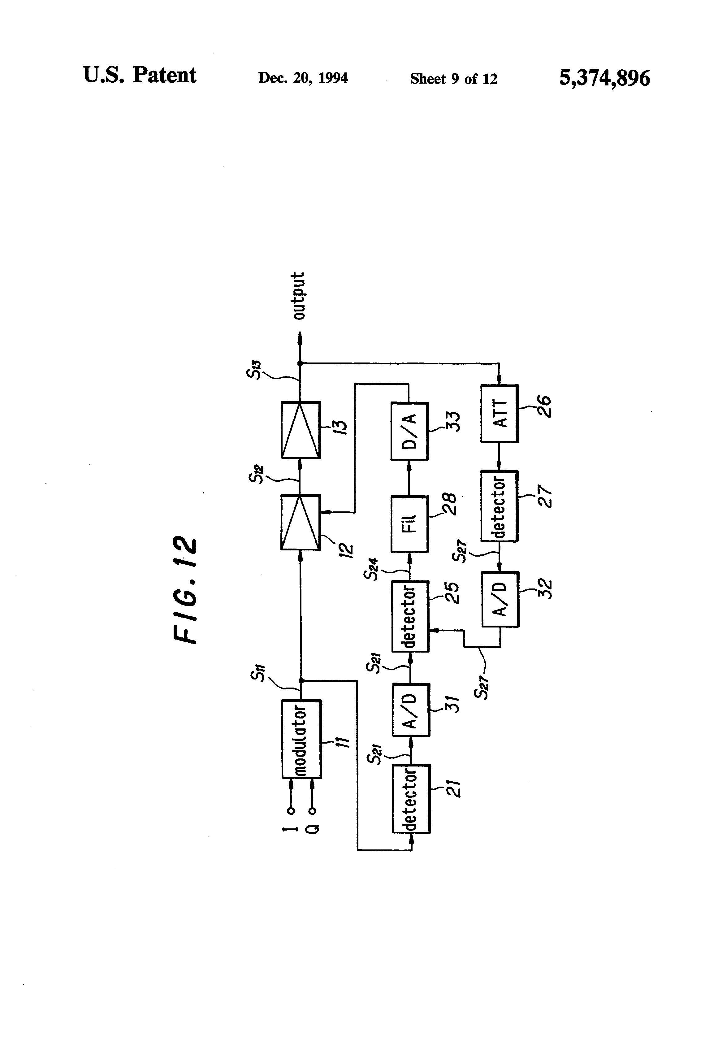 patent us5374896