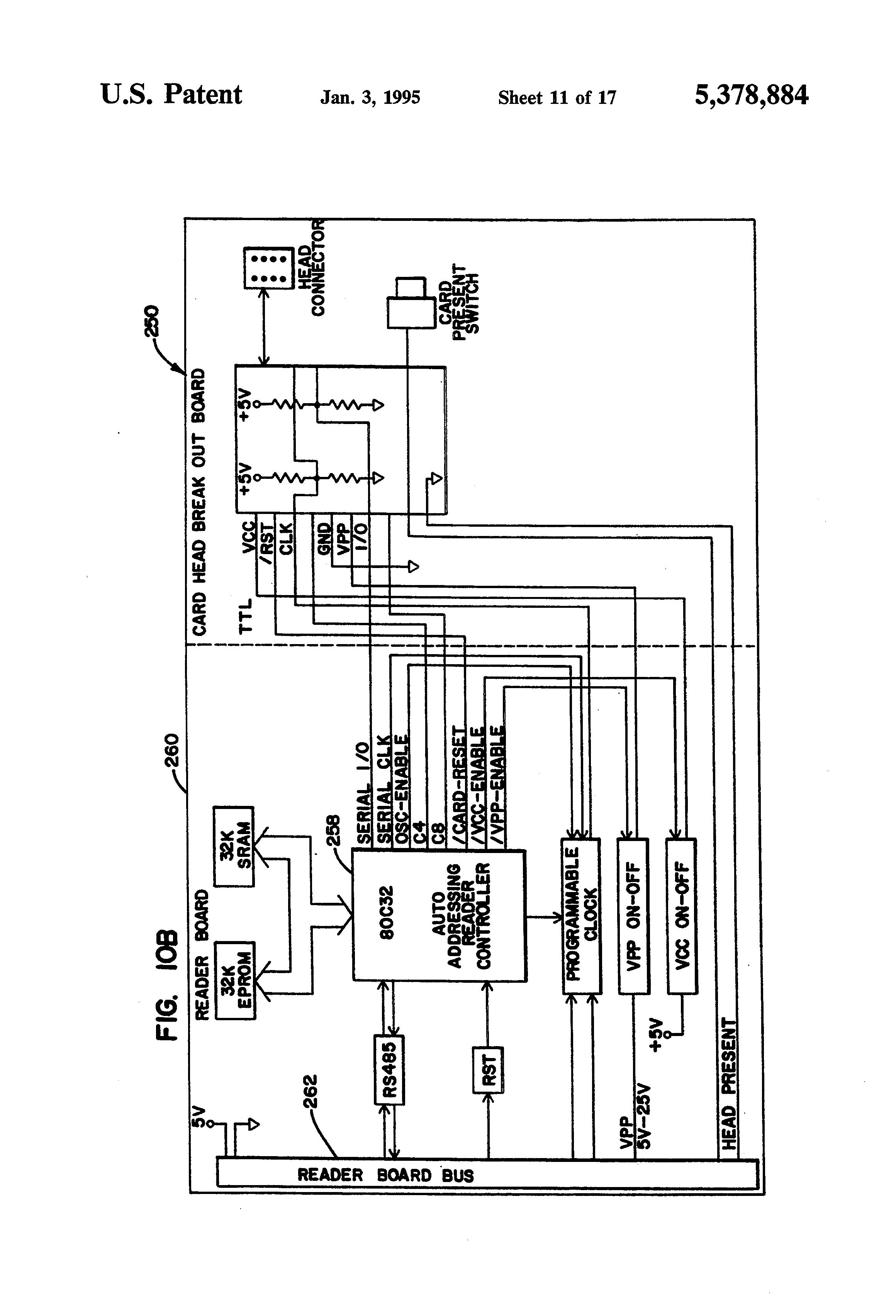 patent us5378884