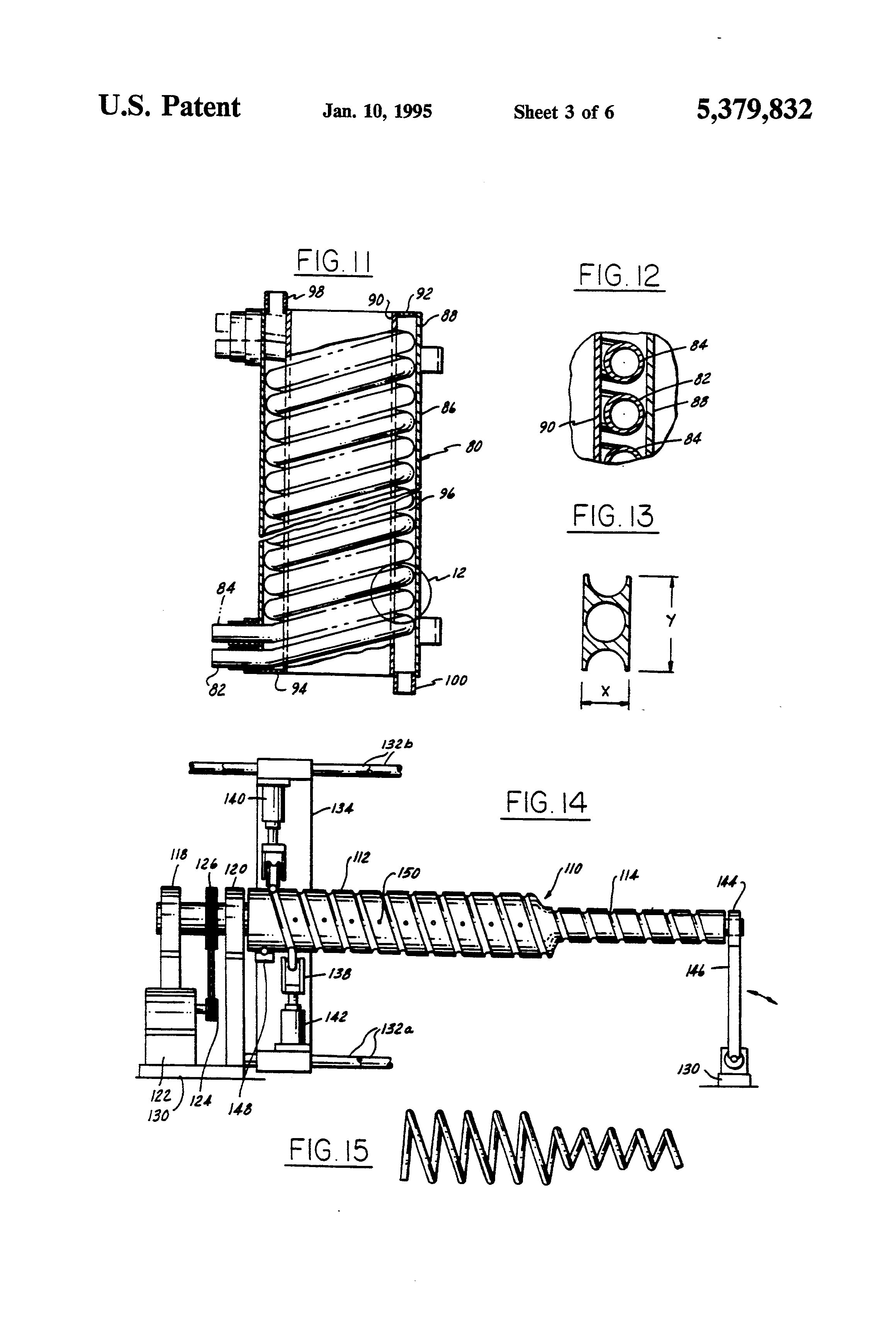 Axial Flow Heat Exchanger : Patent us shell and coil heat exchanger google