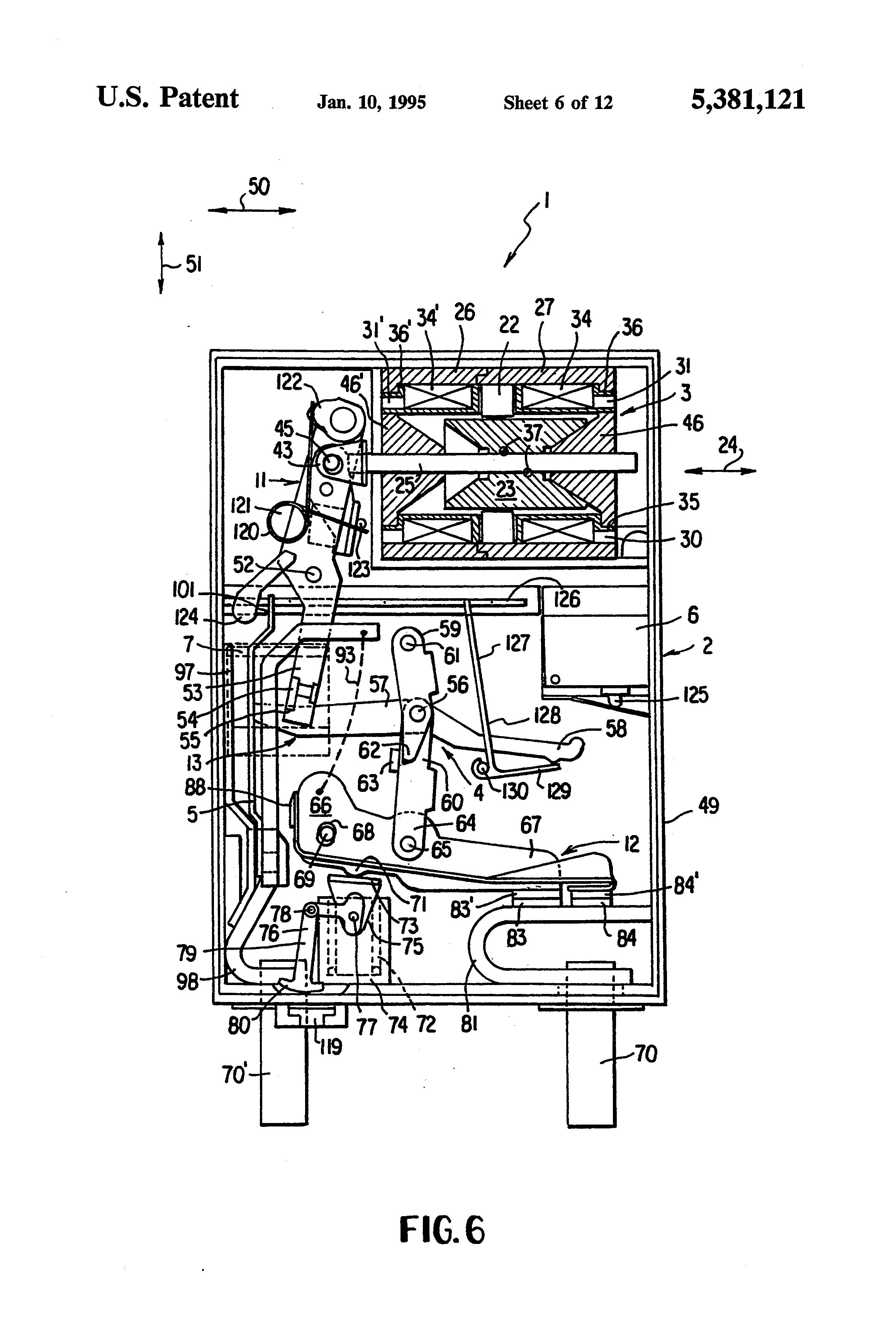 patent us5381121