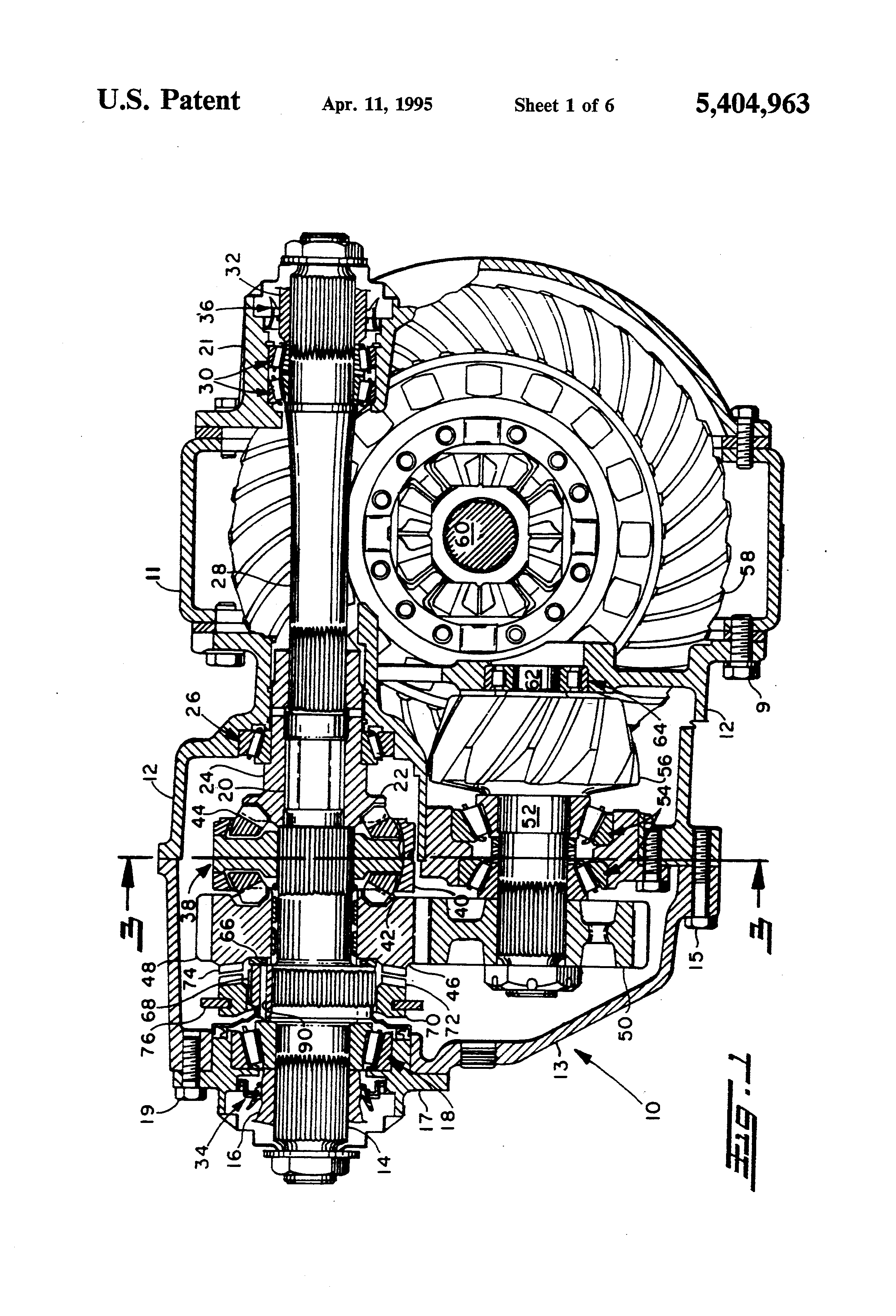 rockwell power divider diagram