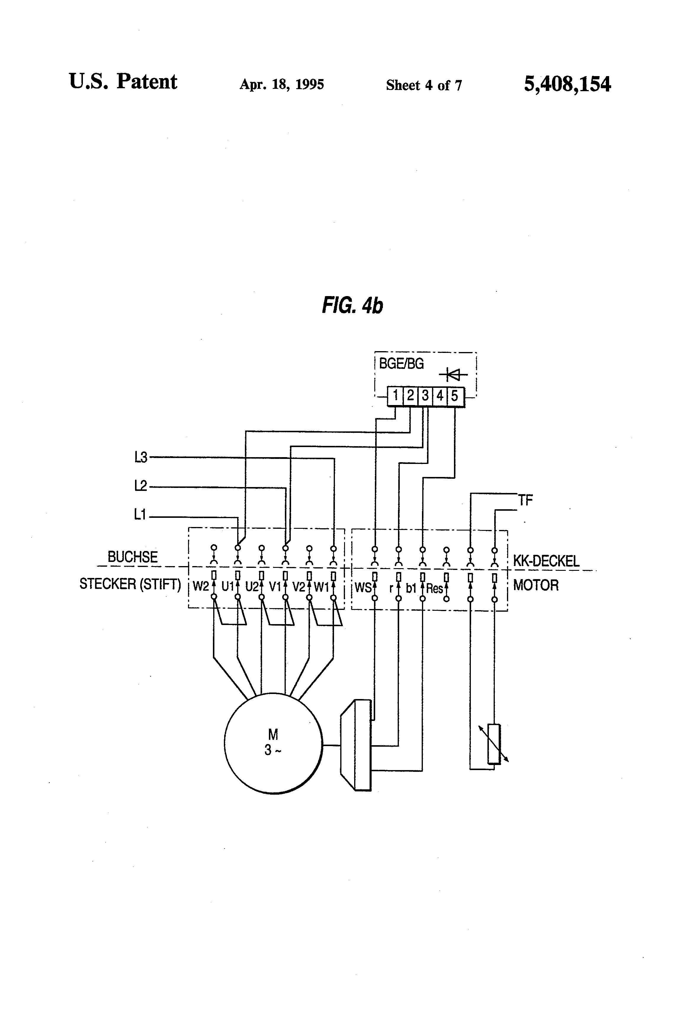 Diagram Patent Us5408154