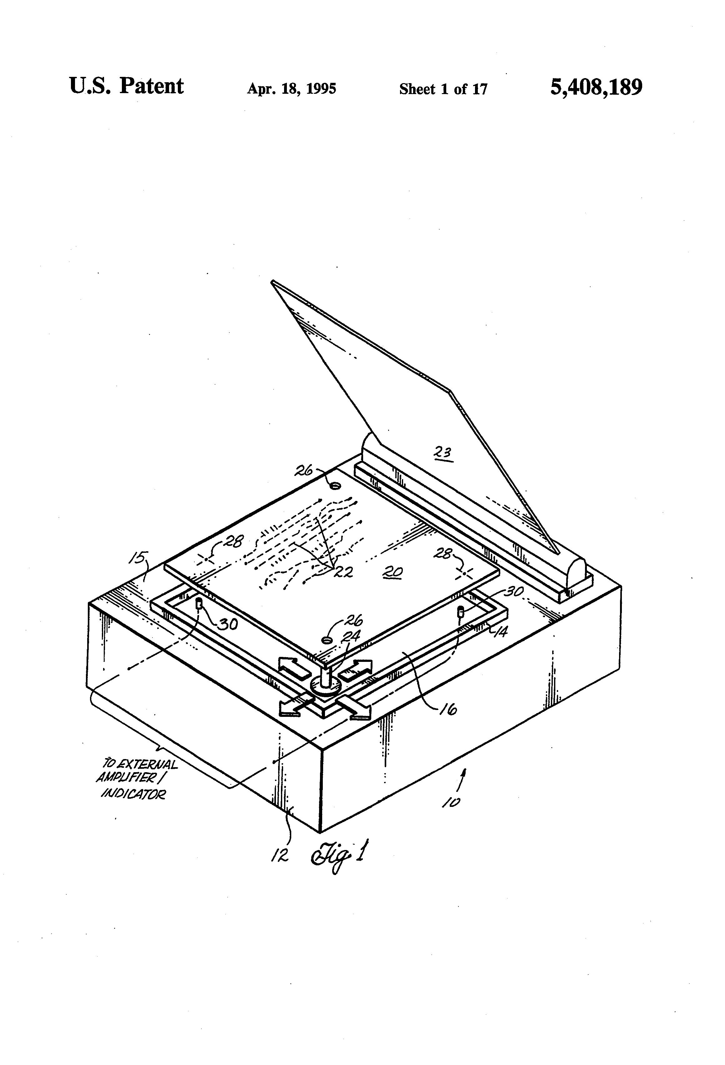 patent us5408189