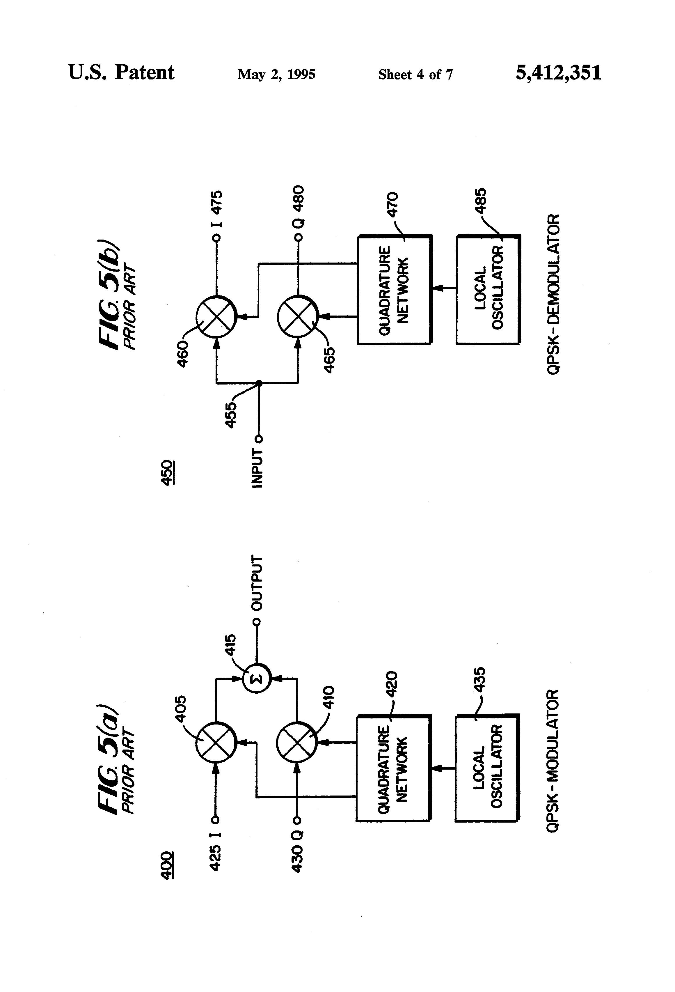 patent us5412351