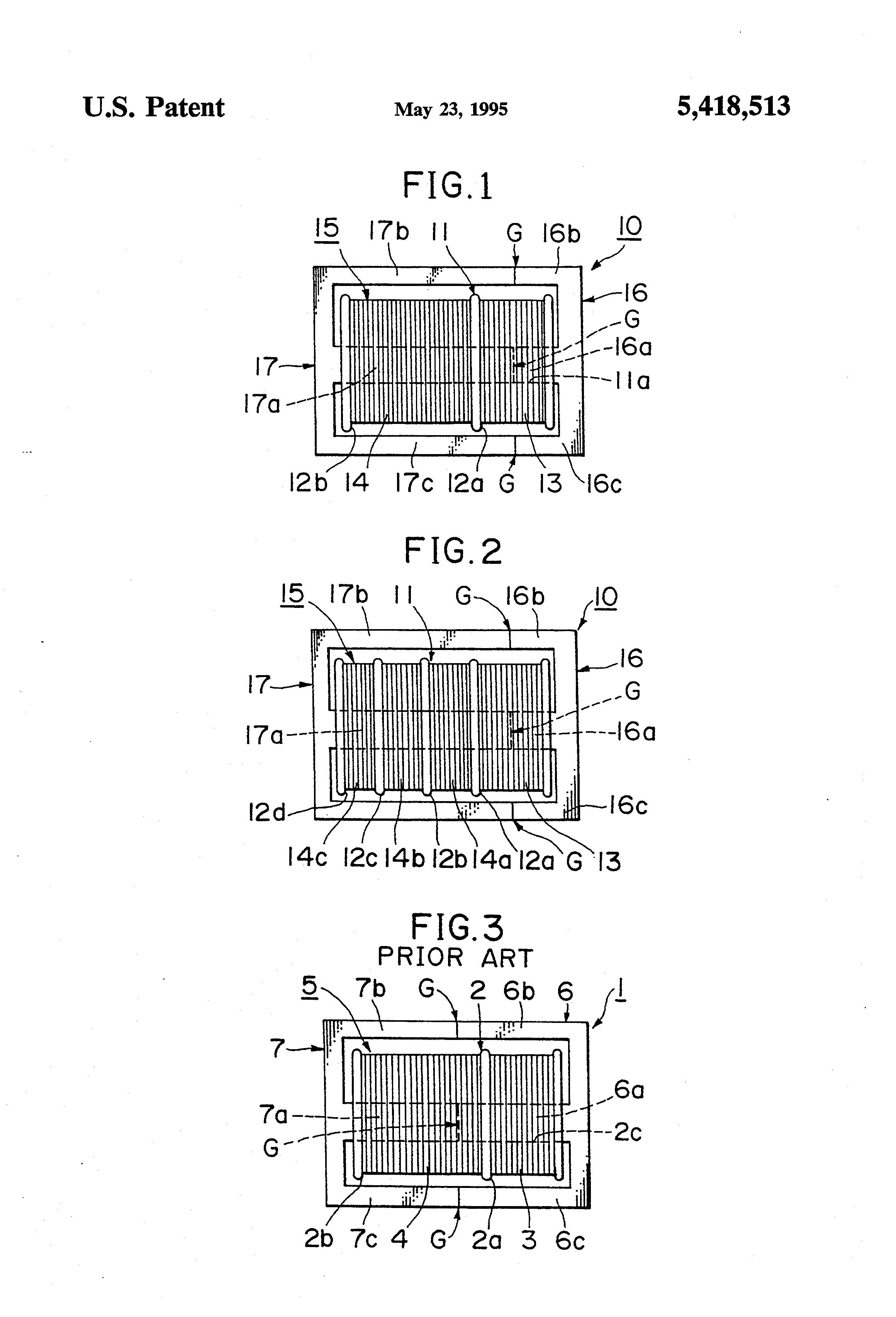 Patent Us5418513 Transformer Core In Circuit Google Figure 2 Transformercircuit Diagram Drawing