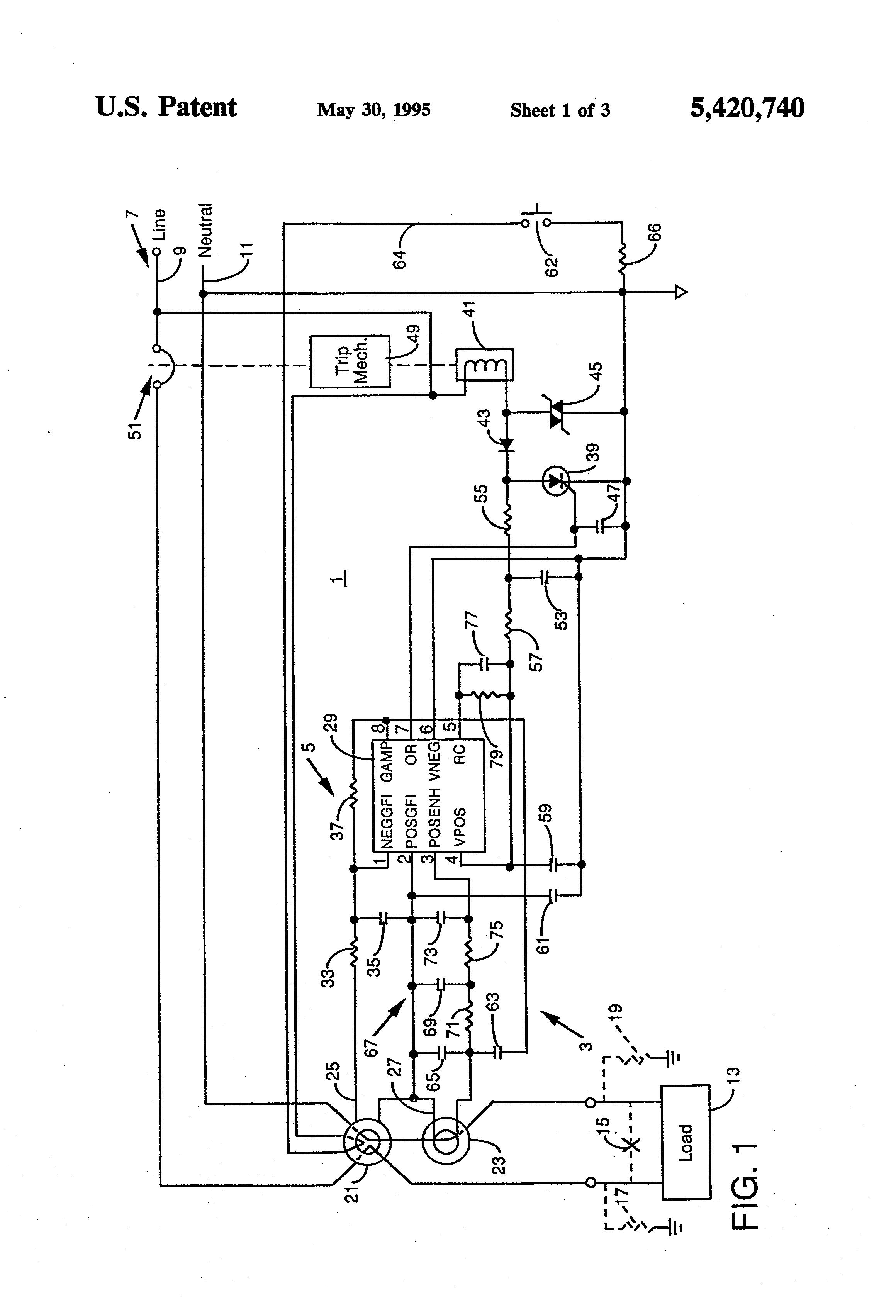 patente us5420740