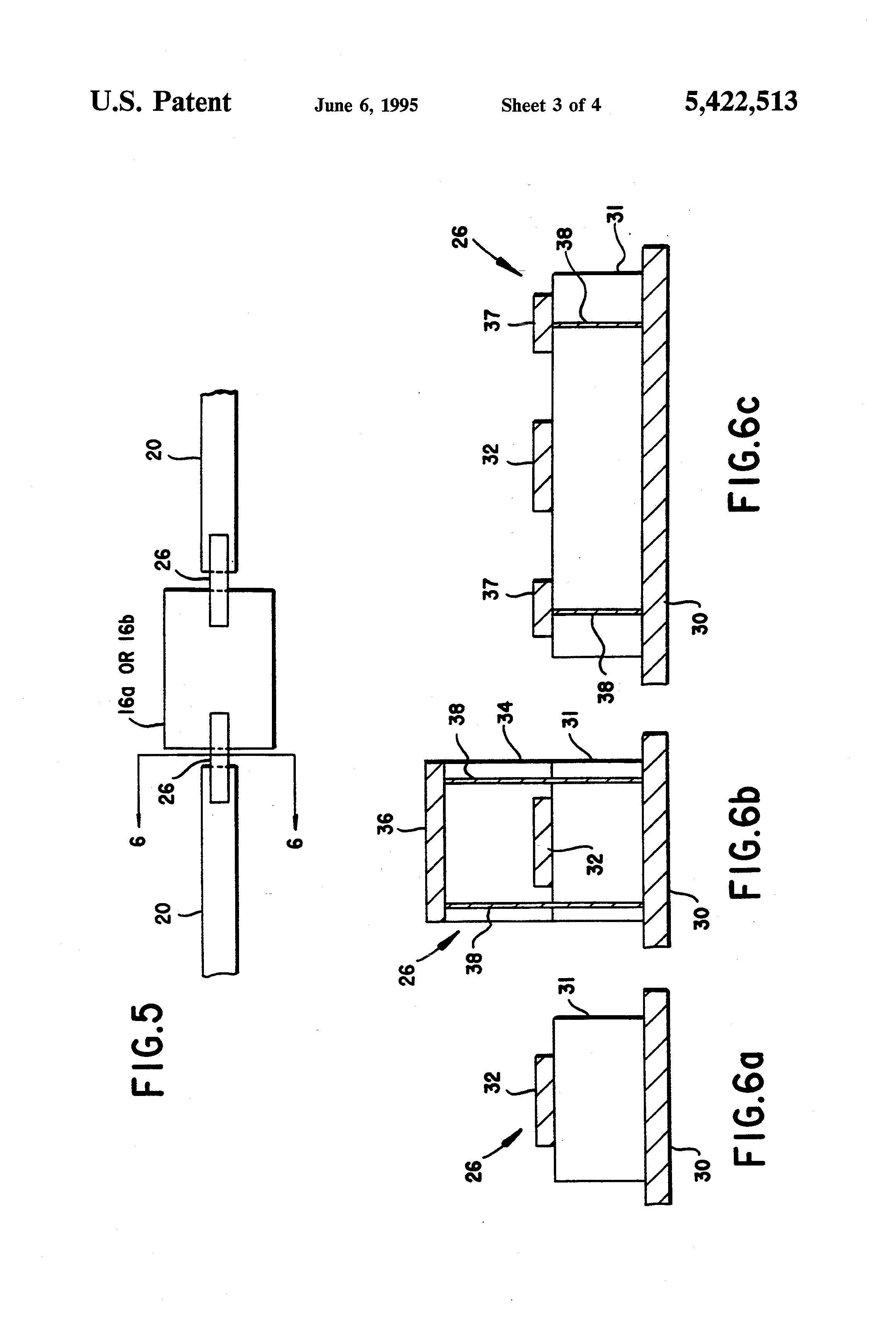 patent us5422513