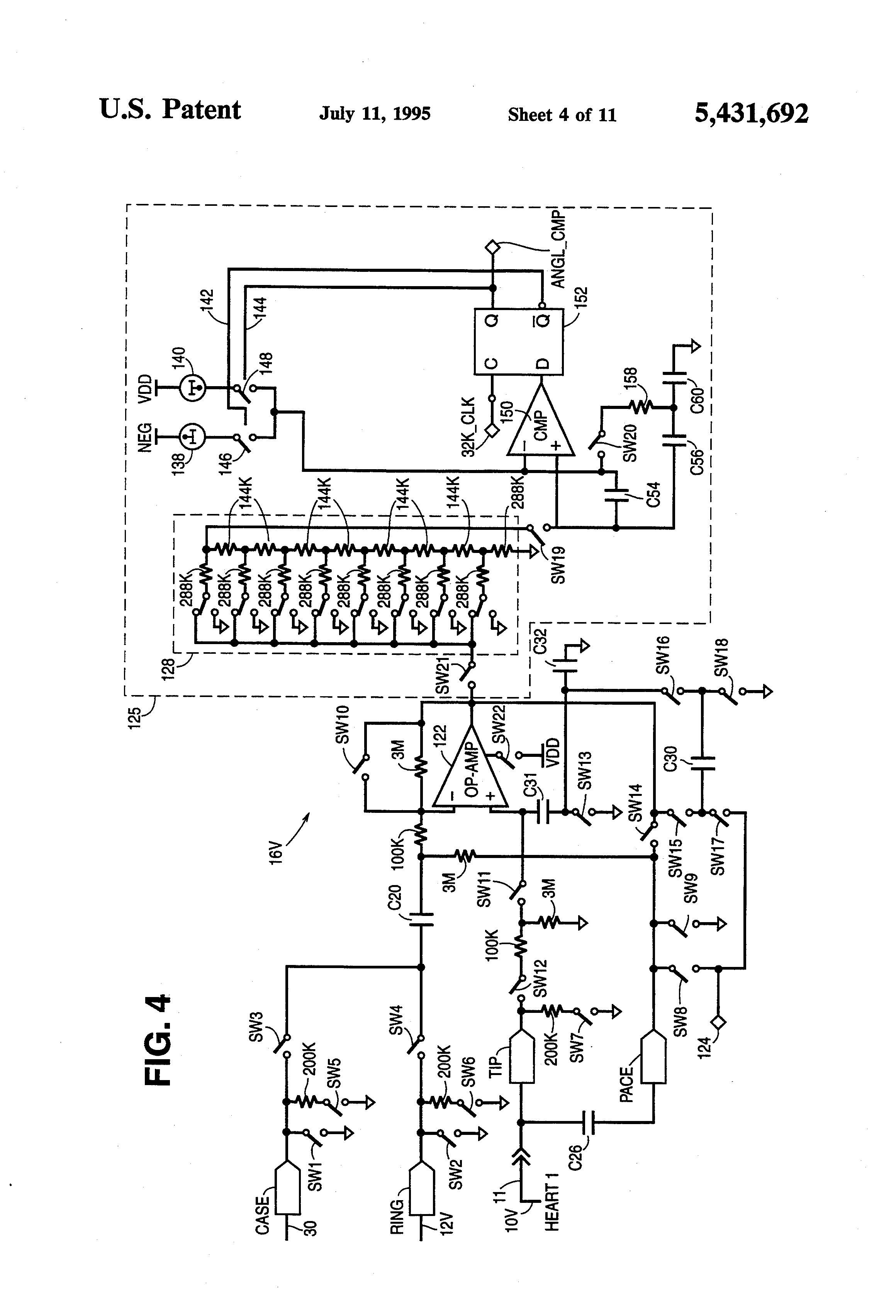 patent us5431692