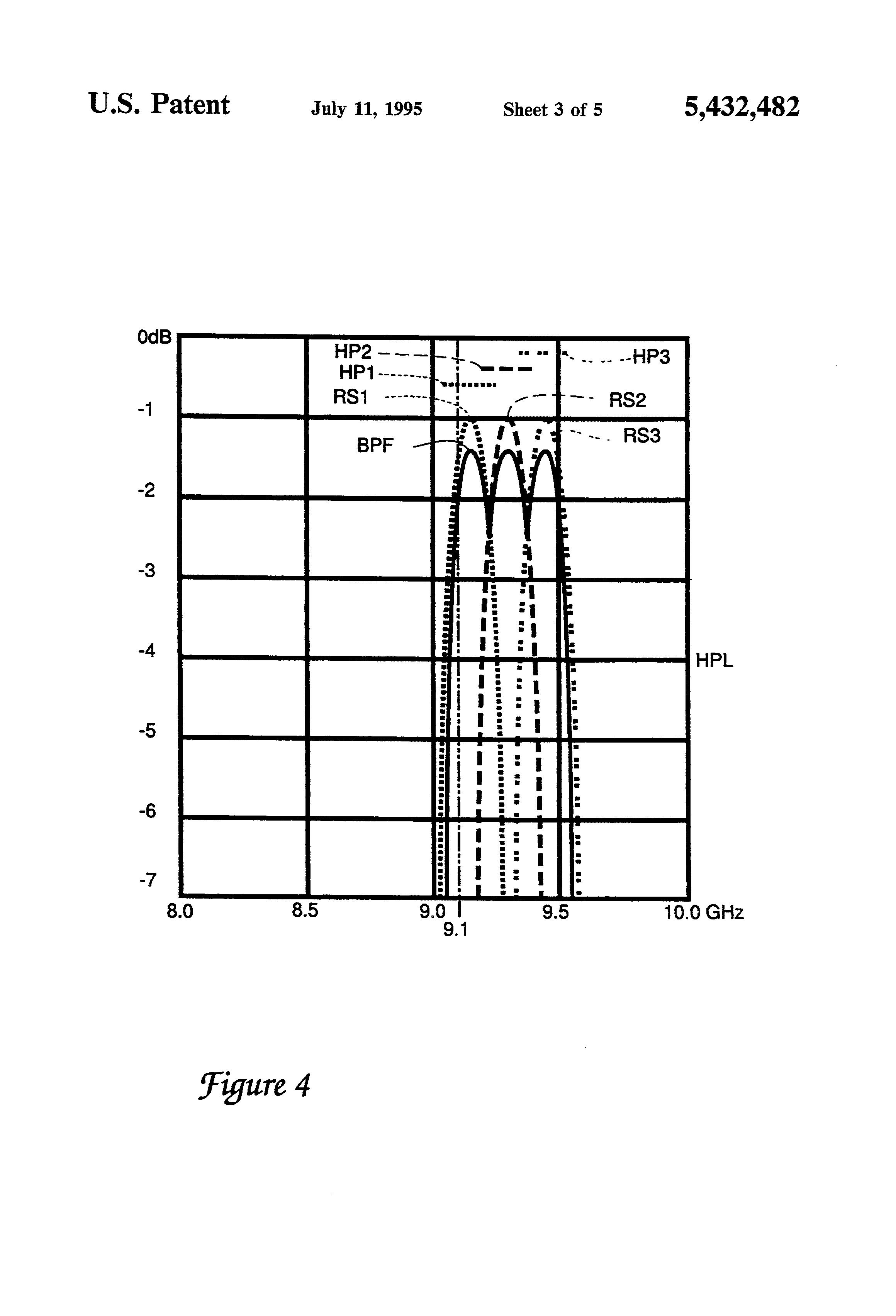 patent us5432482