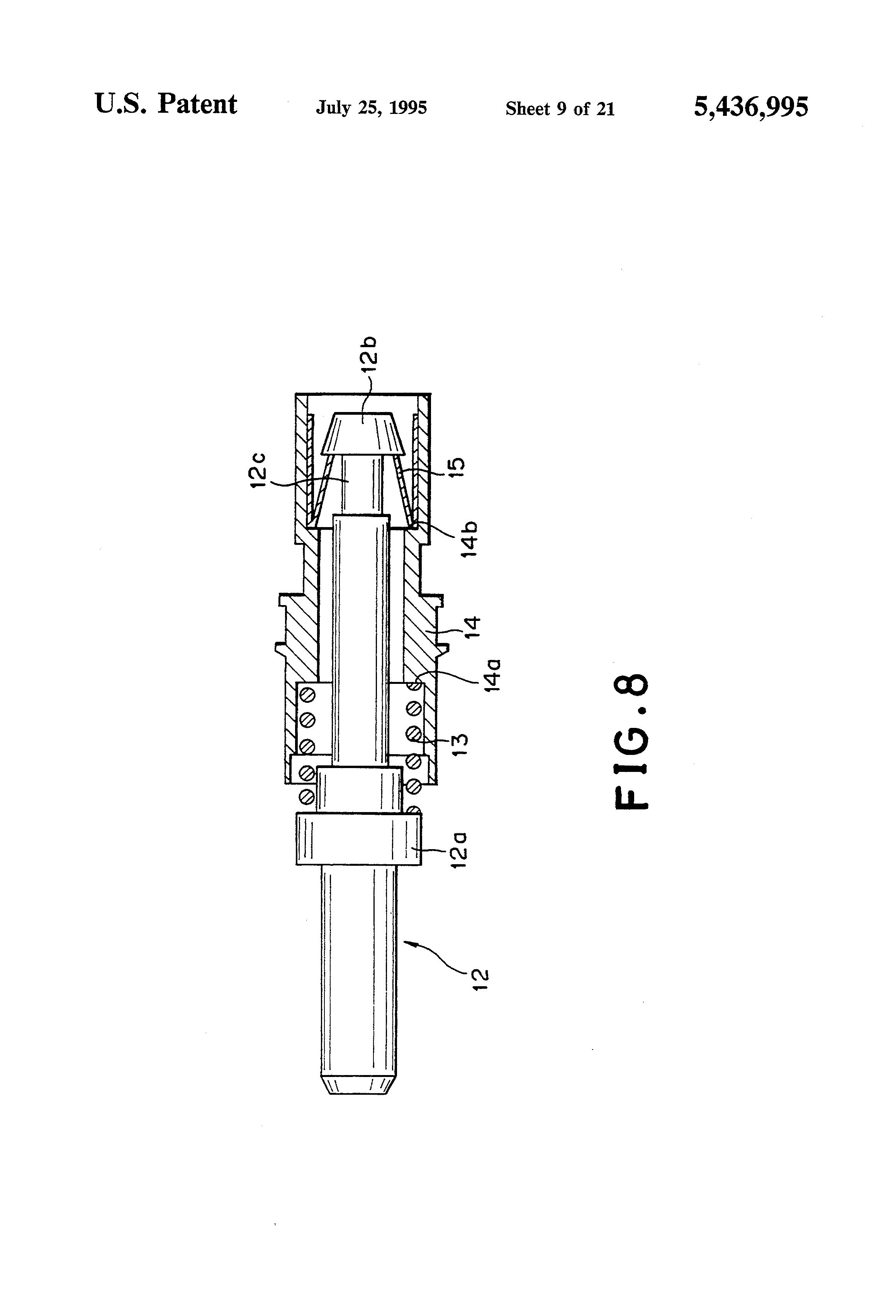 patent us5436995