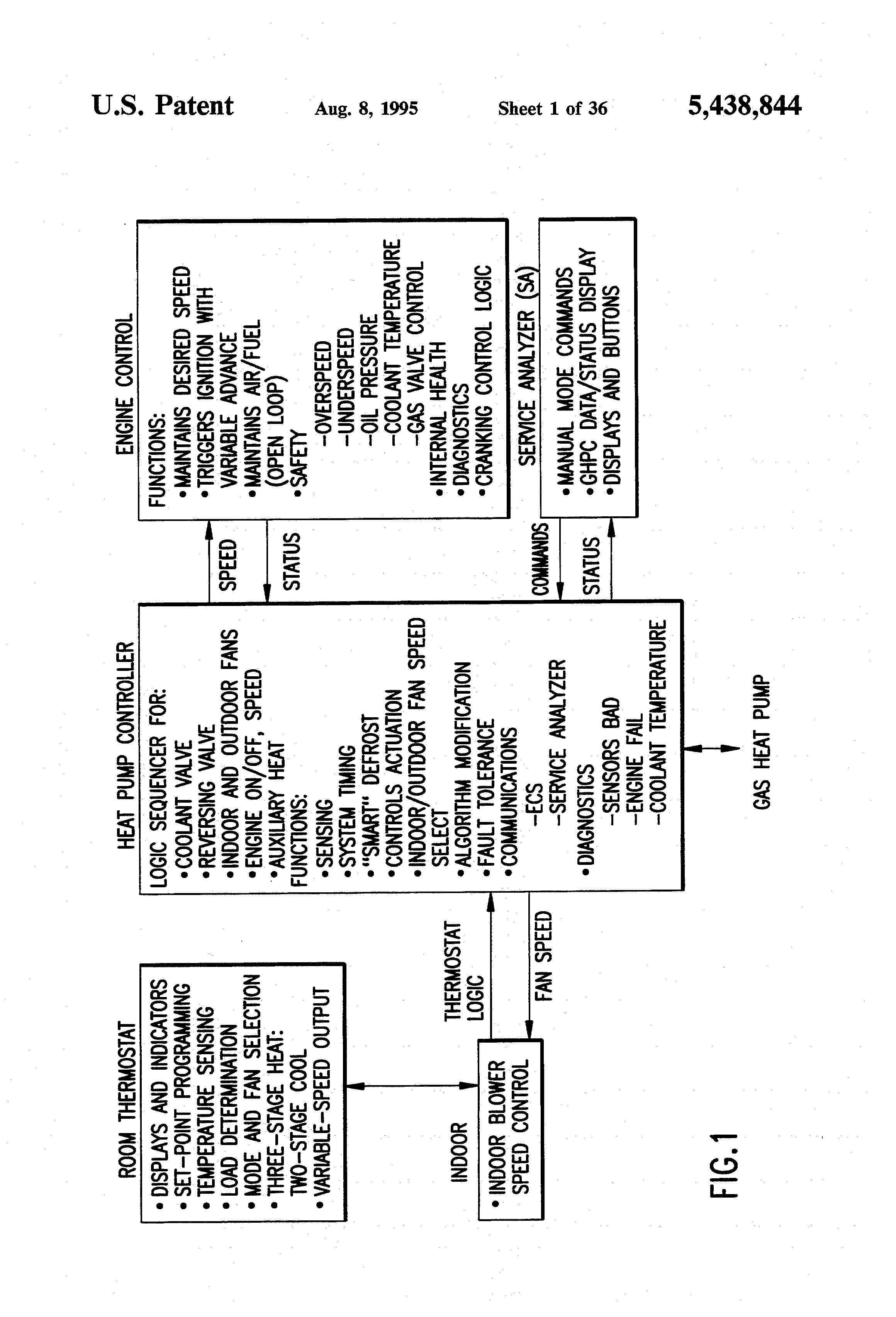 Patent Us5438844 Microprocessor Based Controller Google Patents Universal Triac Control With Optocoupler Time Delay Switch Drawing