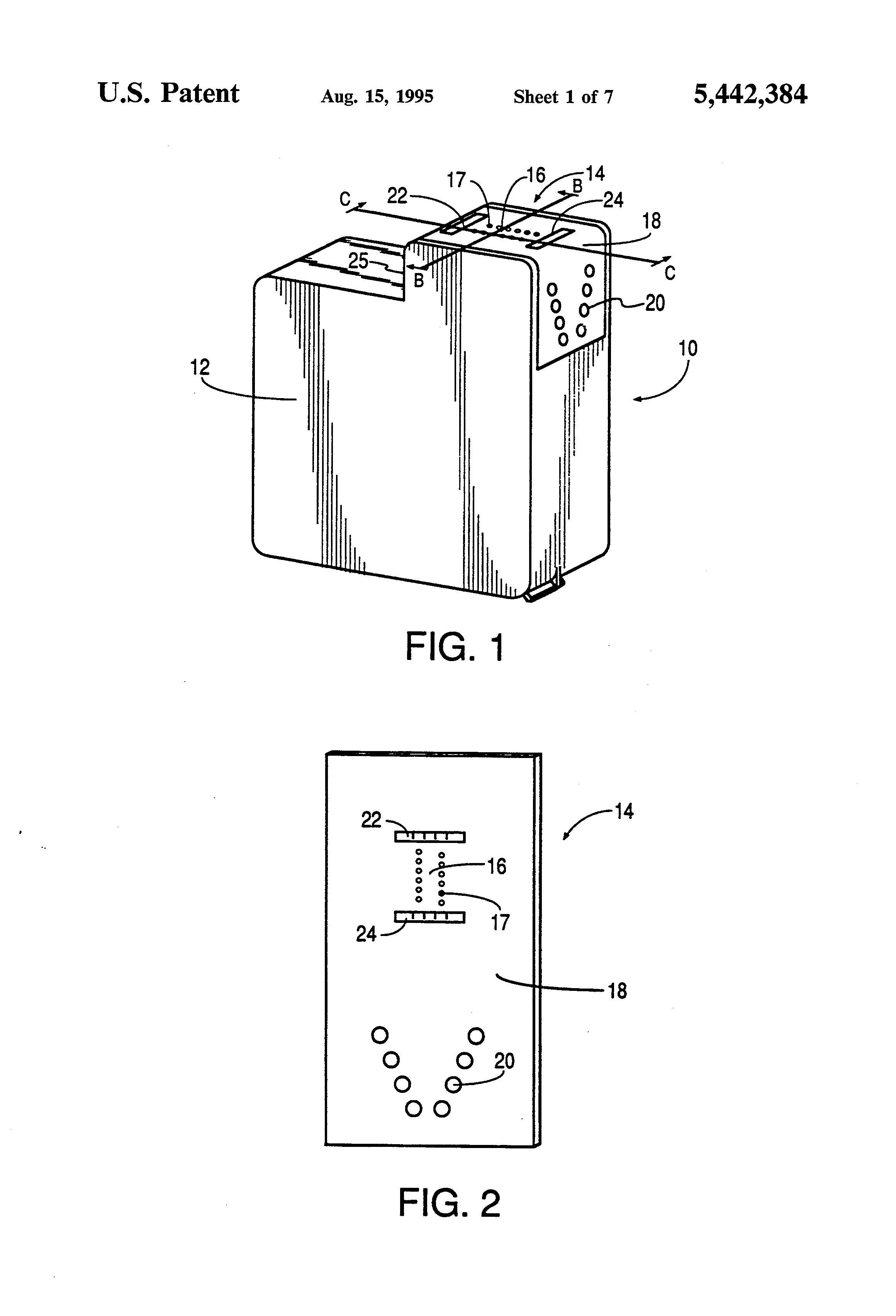 patent us5442384