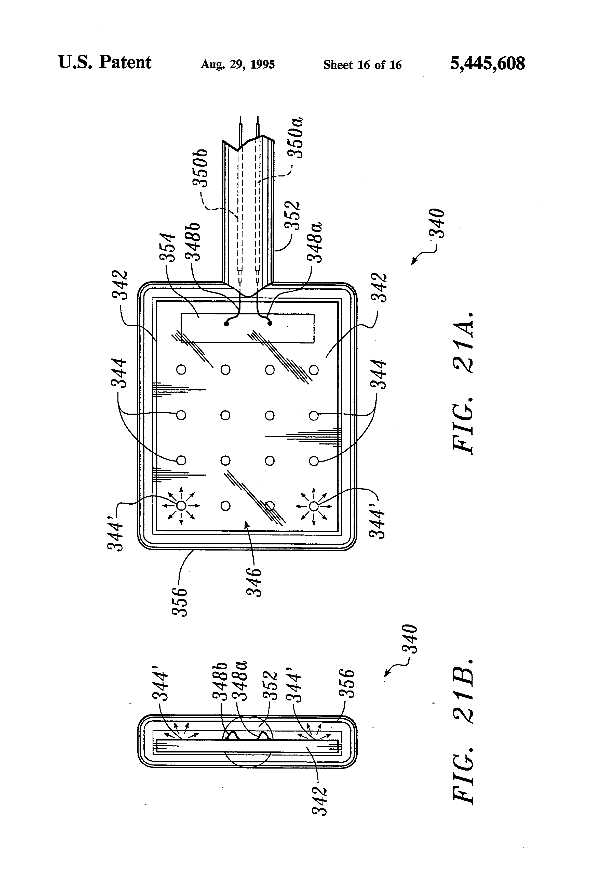 Patent Us5445608 Method And Apparatus For Providing Light 277 Volt Wiring Diagram In Addition Hoa Switch Drawing