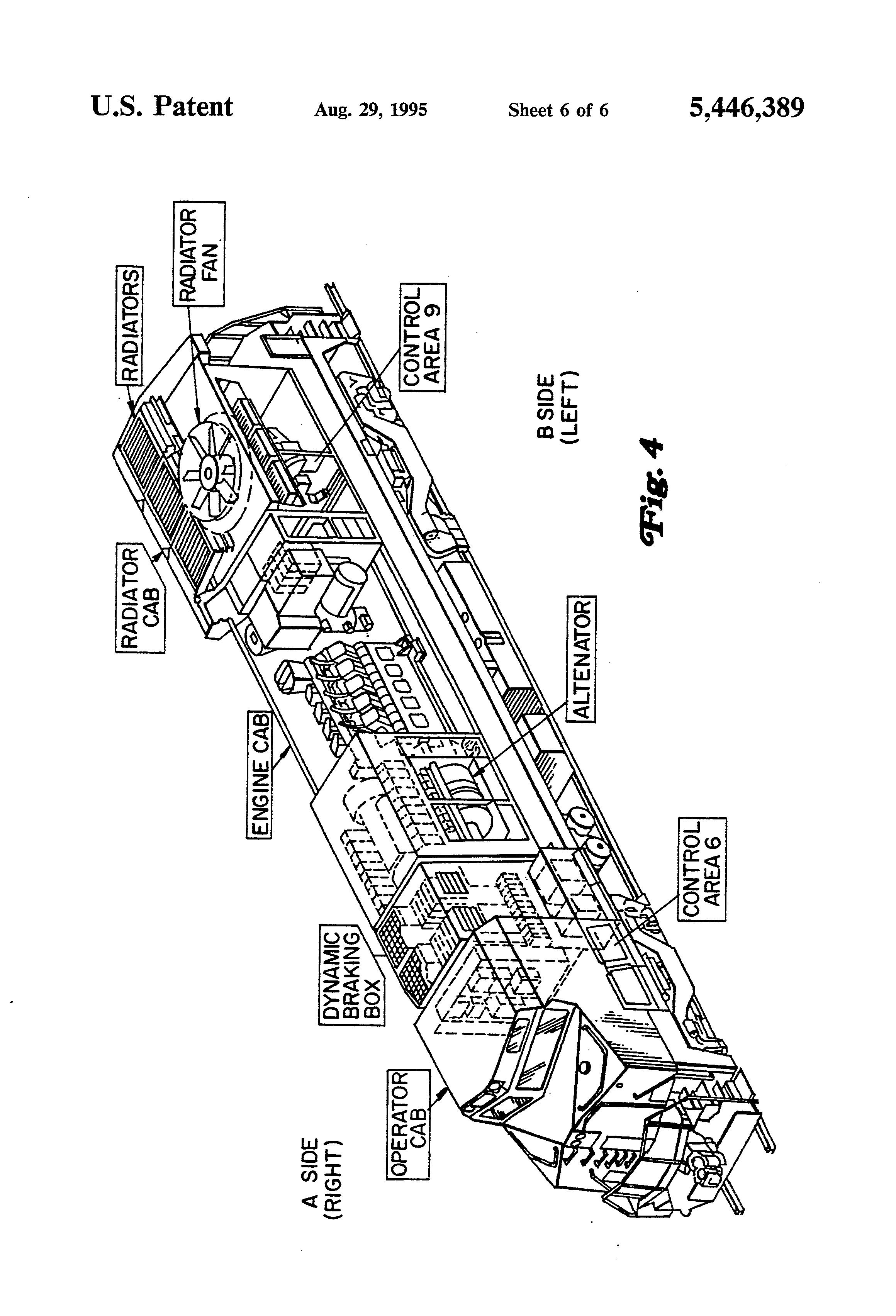 patent us5446389
