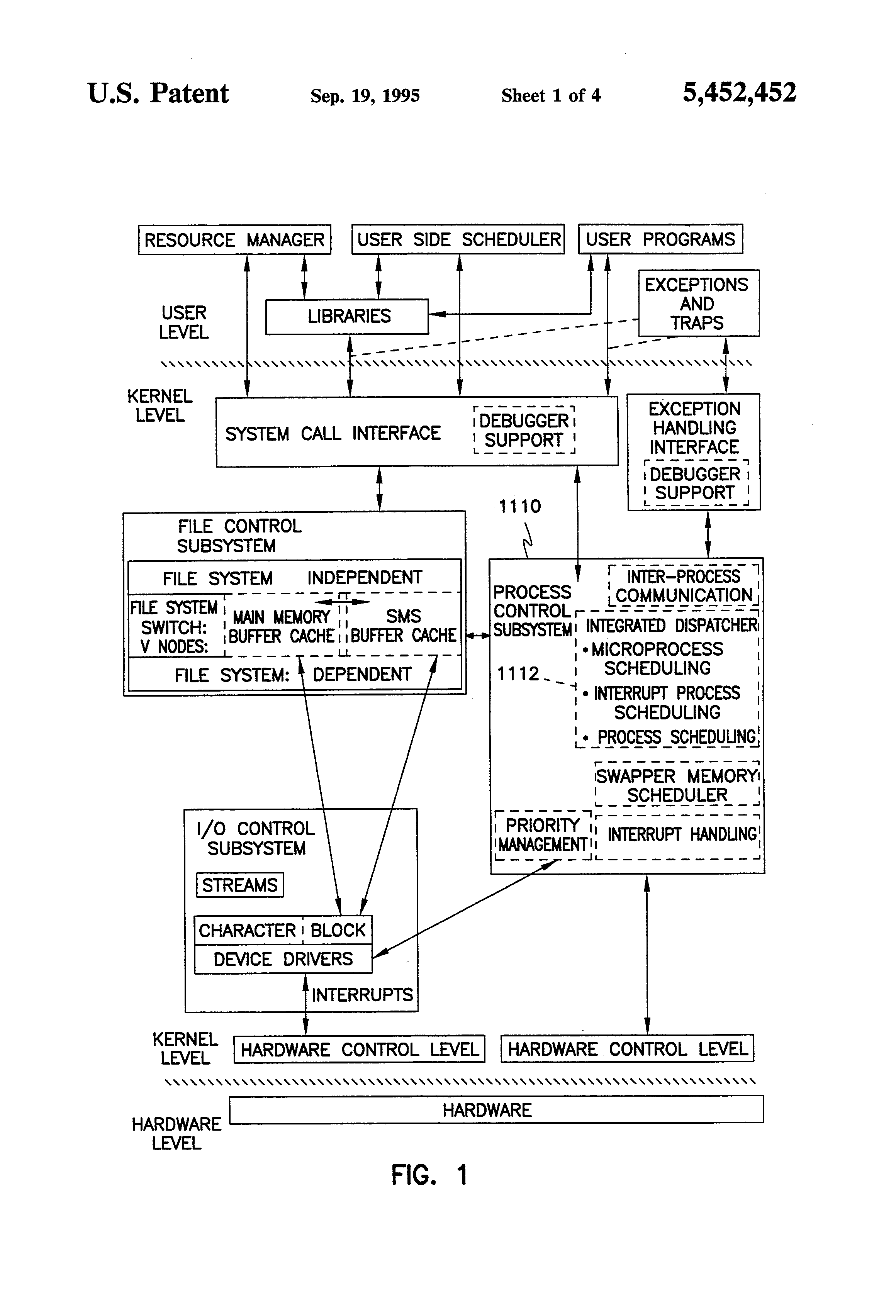 assigning processes to processors
