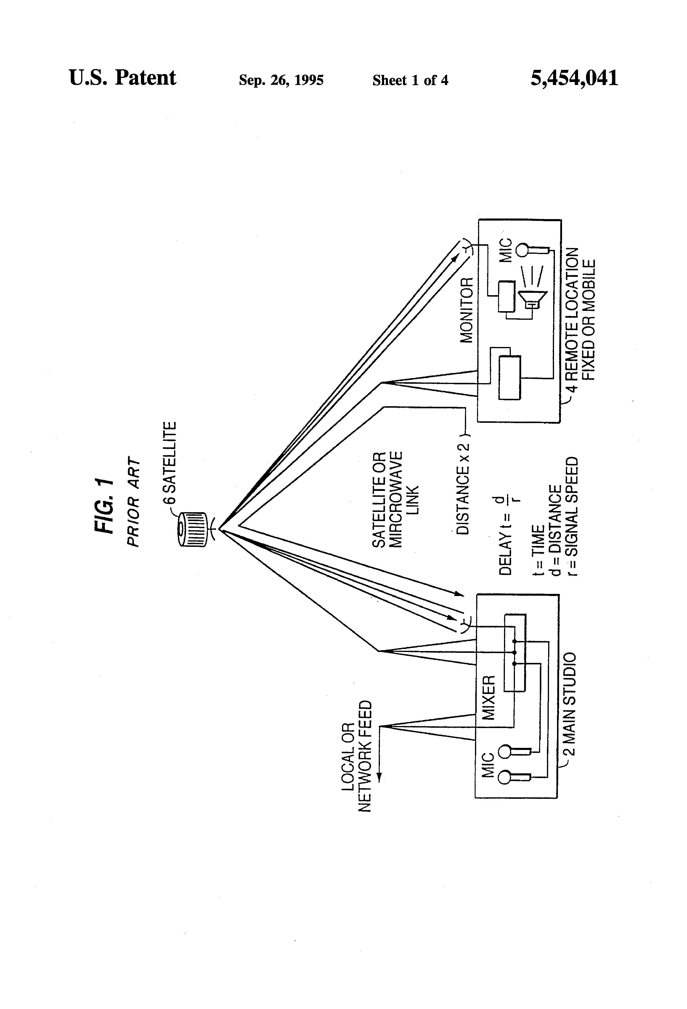 Patent Us5454041 Mix Minus Monitor System Google Patentsuche Bicycle Brake Parts Diagram Drawing