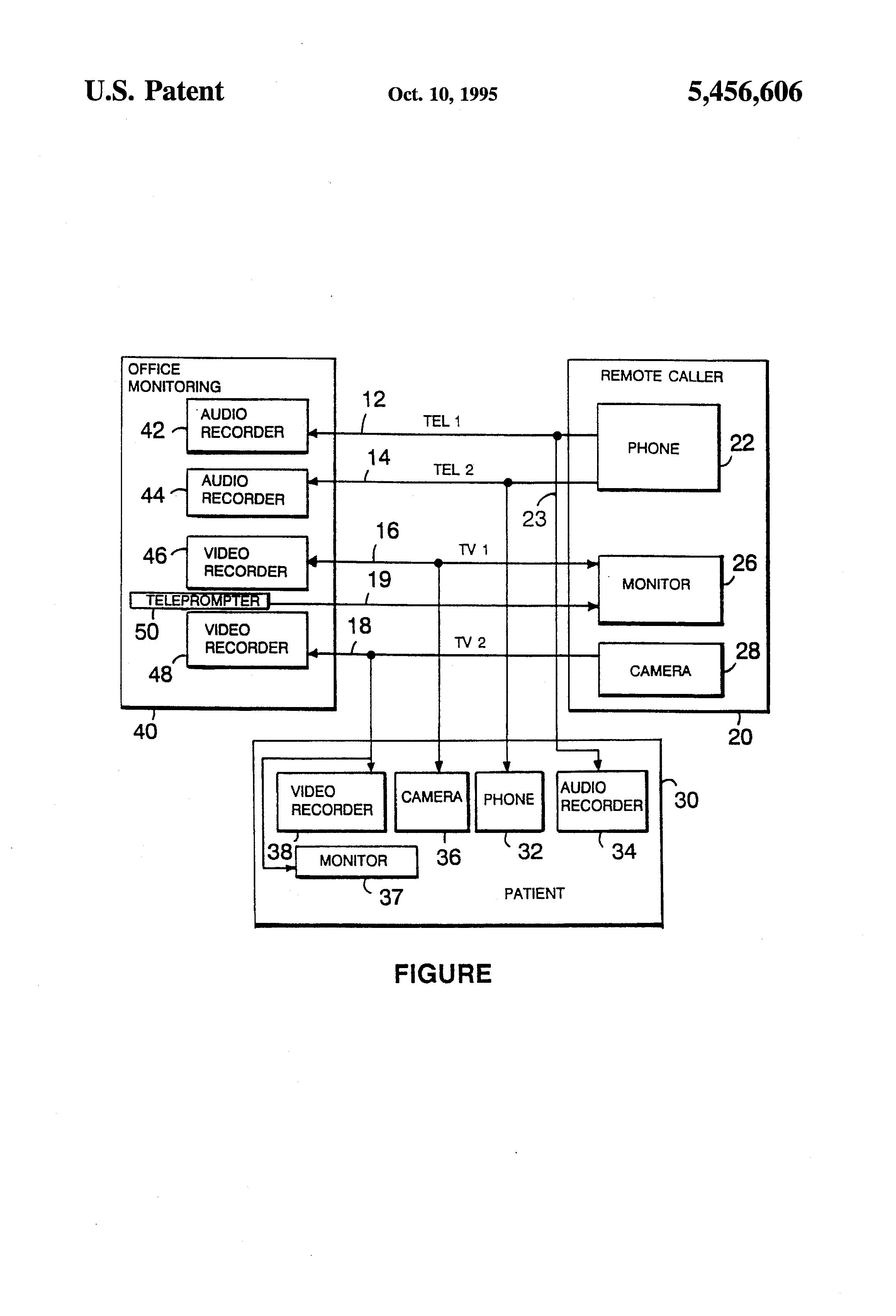 patent us5456606