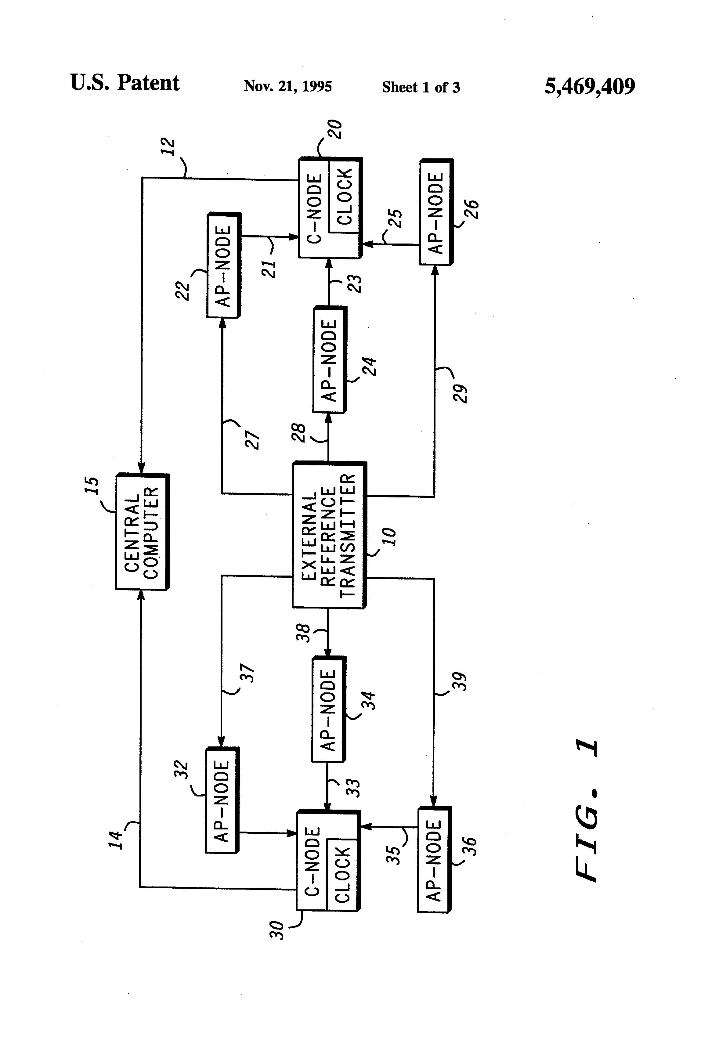 patent us5469409