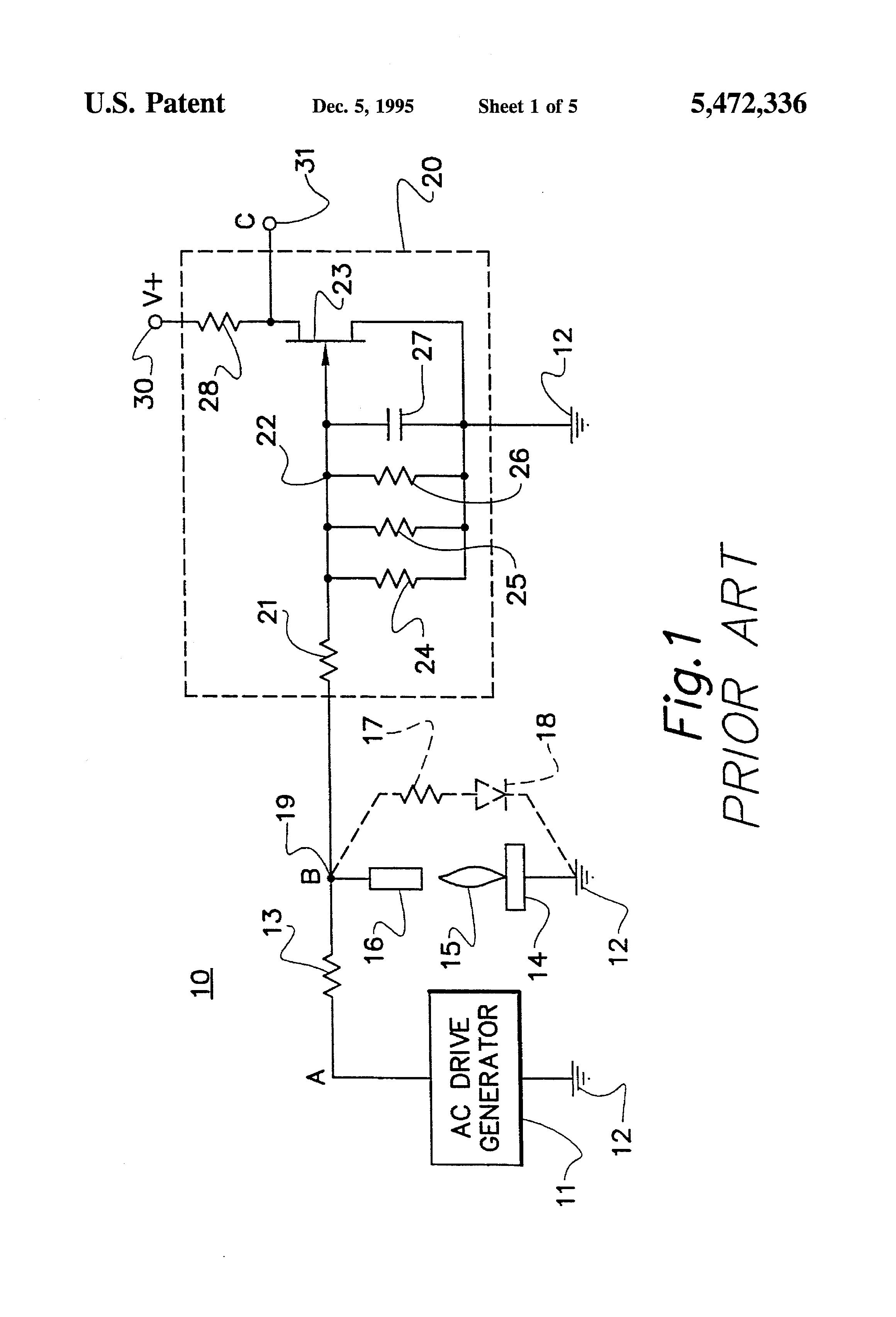 Patent US5472336 - Flame rectification sensor employing ...