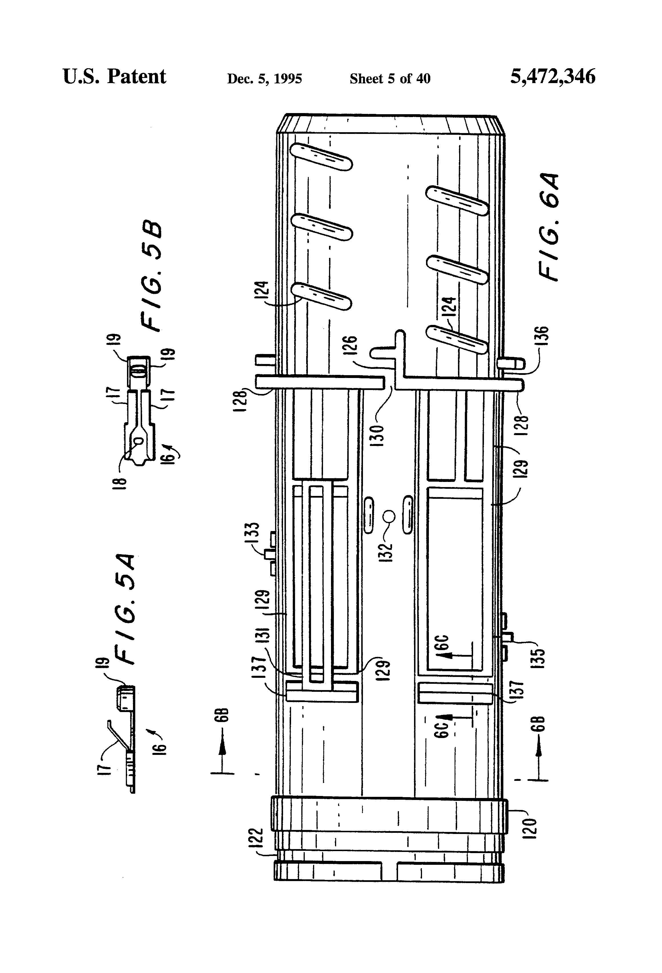 Patent Us5472346 Swivel Joint For Vacuum Cleaner Google Patentsuche Rexair Wiring Diagram Drawing