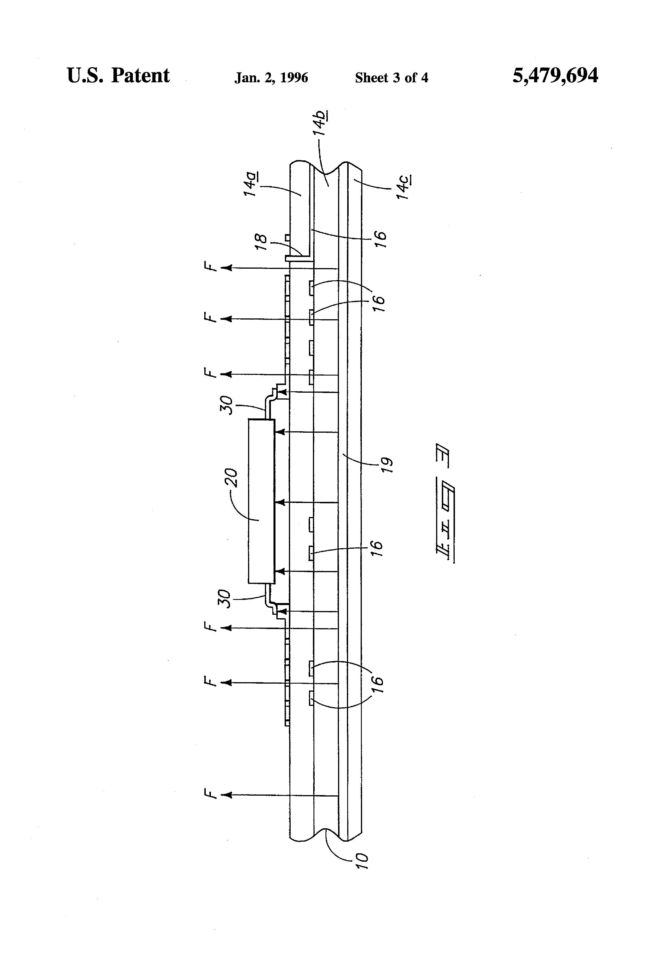 patent us5479694