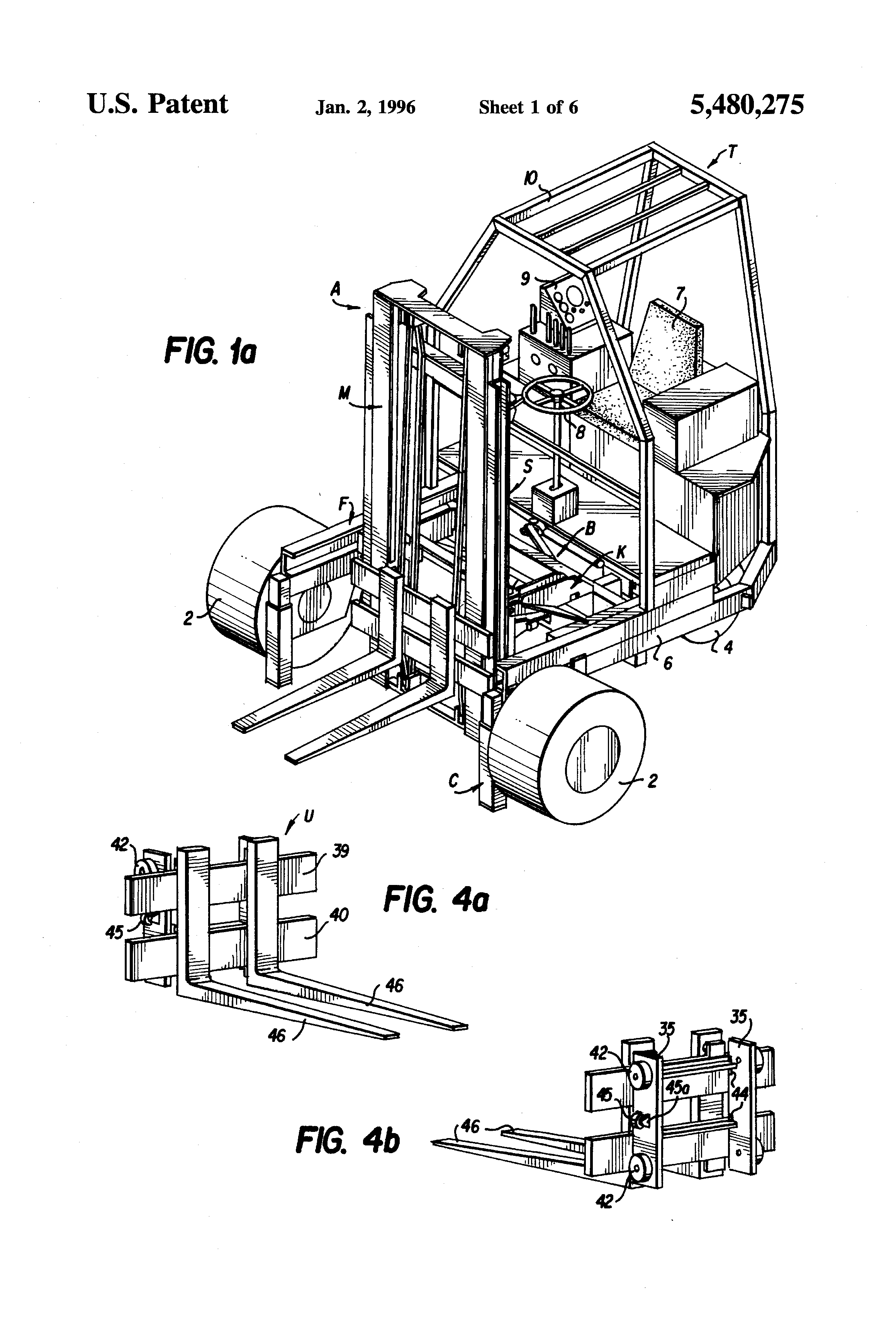 Toyota forklift Operator Manual