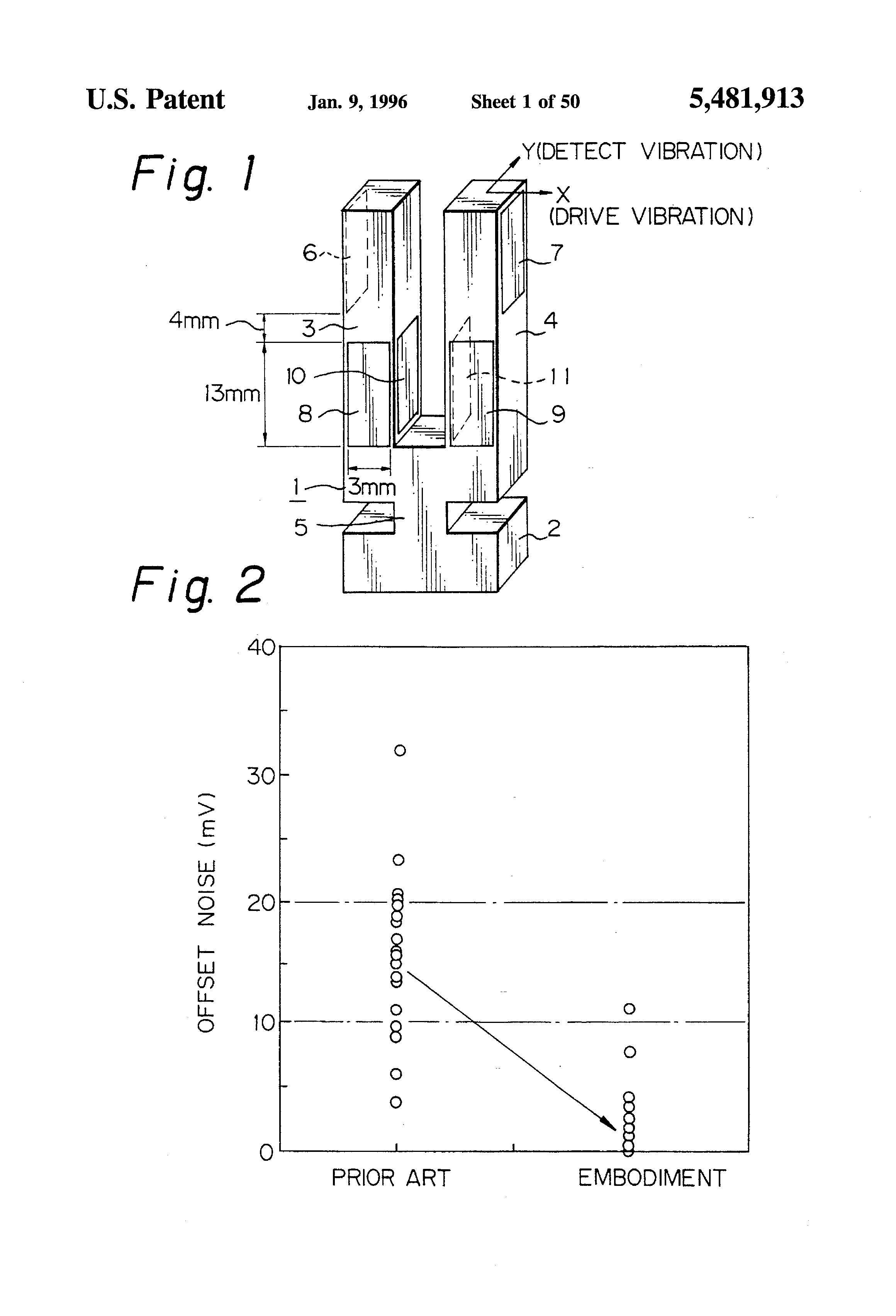 Patent Us5481913 Angular Velocity Sensor And Method Of Adjusting Smallest Welding Machine Diagram Drawing