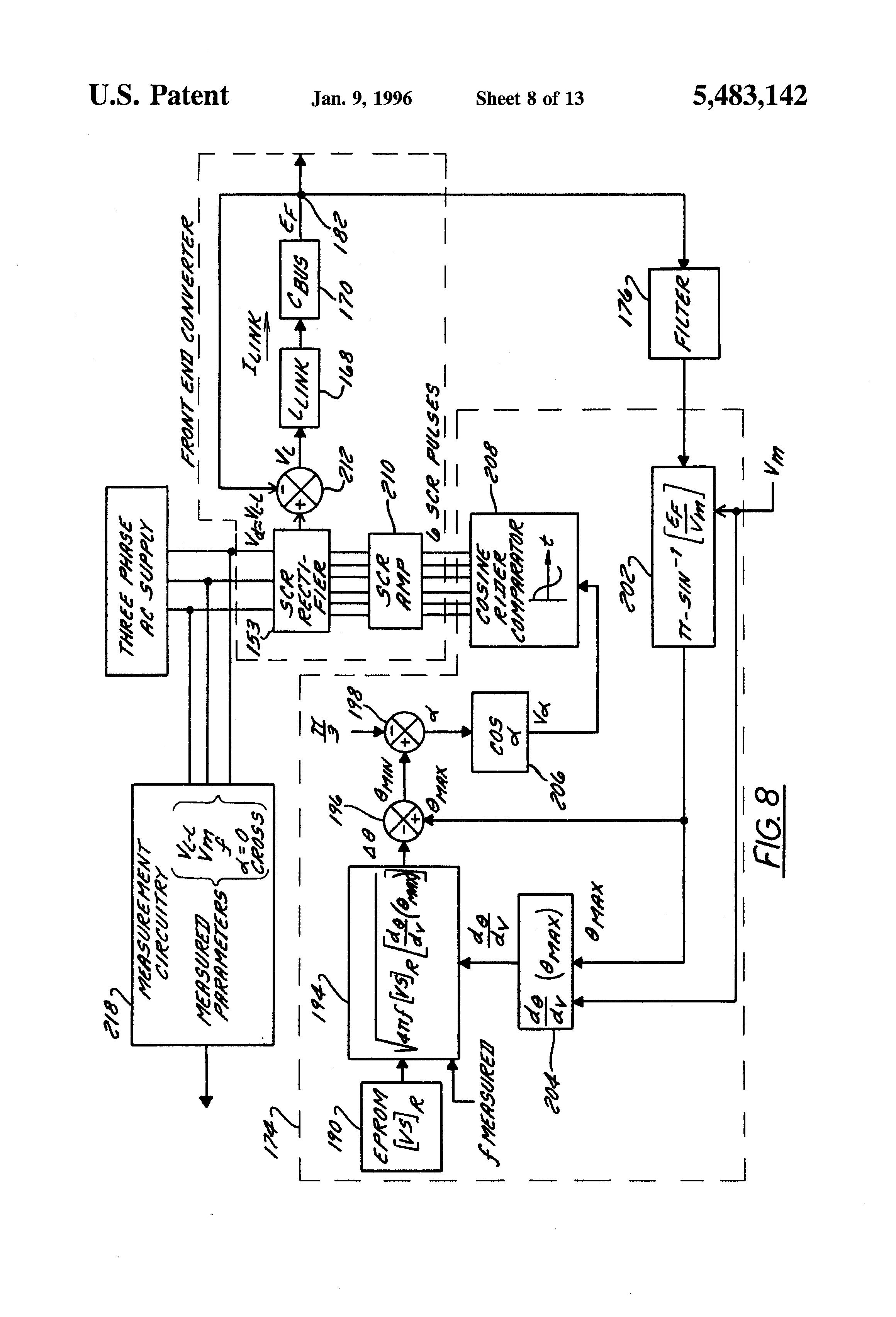 patent us5483142