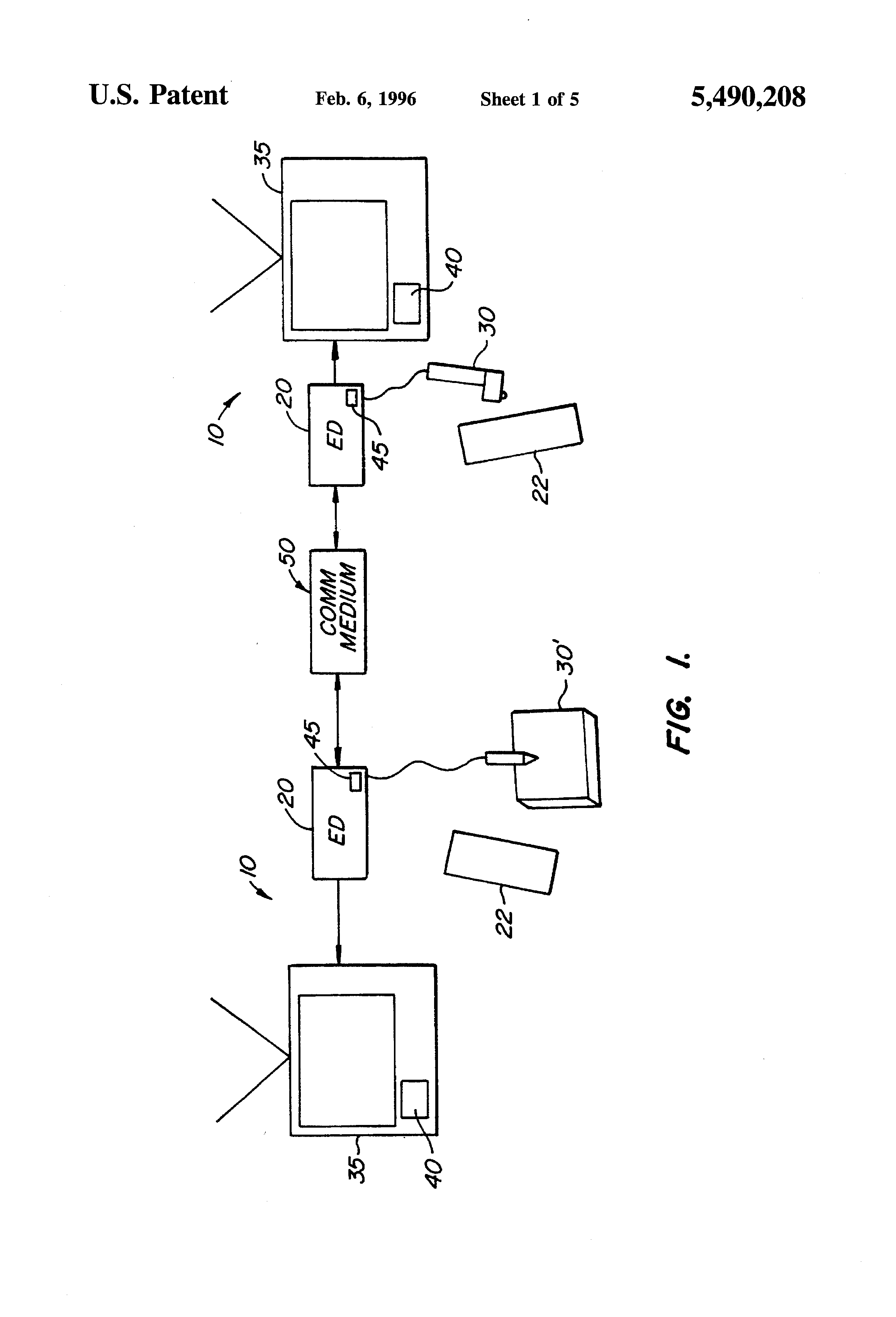 Home Security System Circuit Diagram For Student Wiring Diagrams Hho Generator Patent Us5490208 Apparatus And Method Voice Mode Data