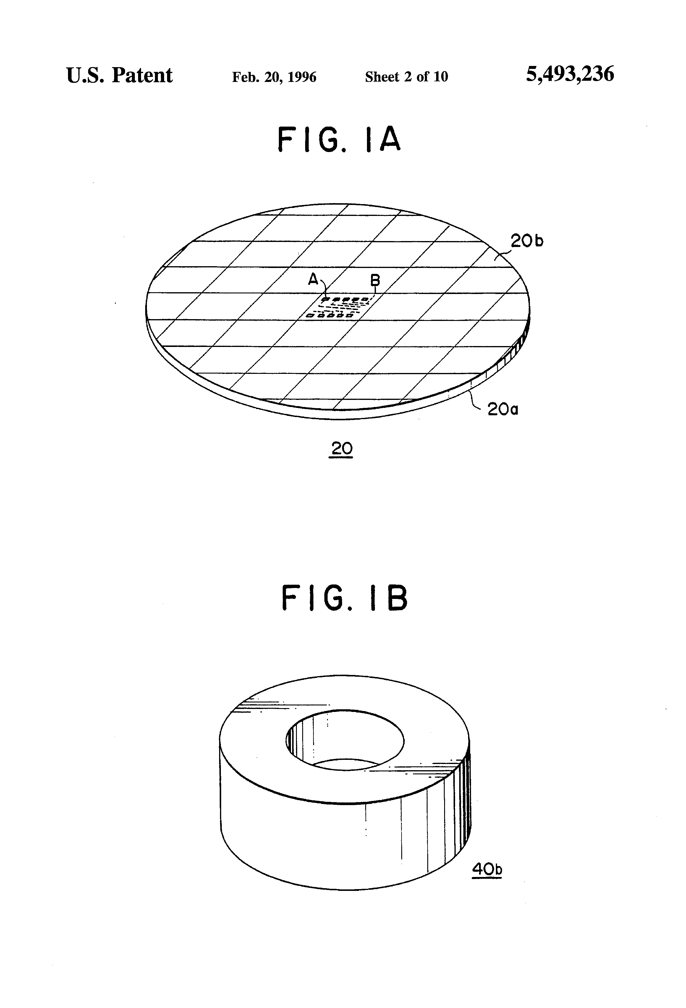 patent us5493236