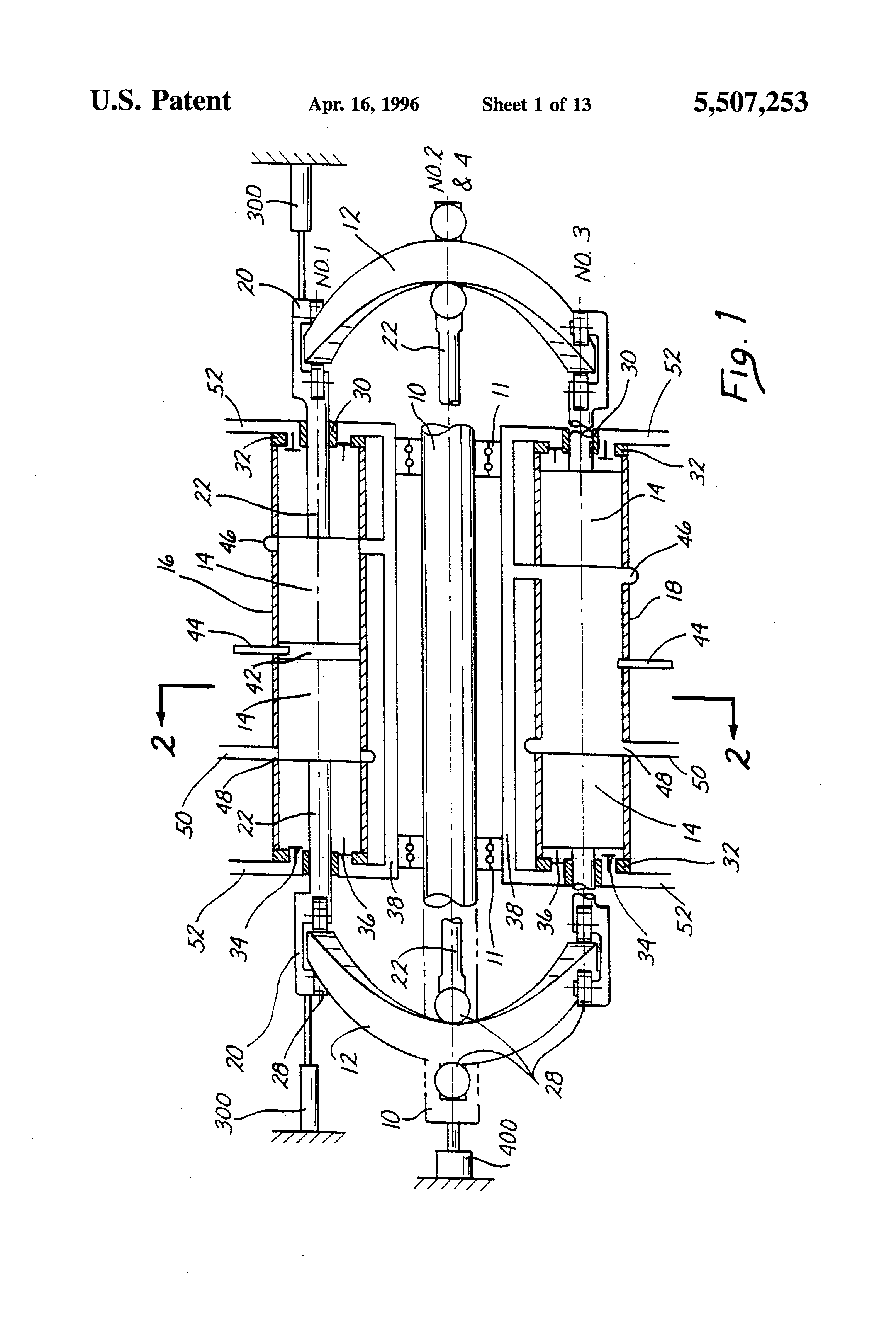 engine diagram 5 0 engine 1989 town car patent us5507253 - adiabatic, two-stroke cycle engine ... engine diagram pistons schedule #7