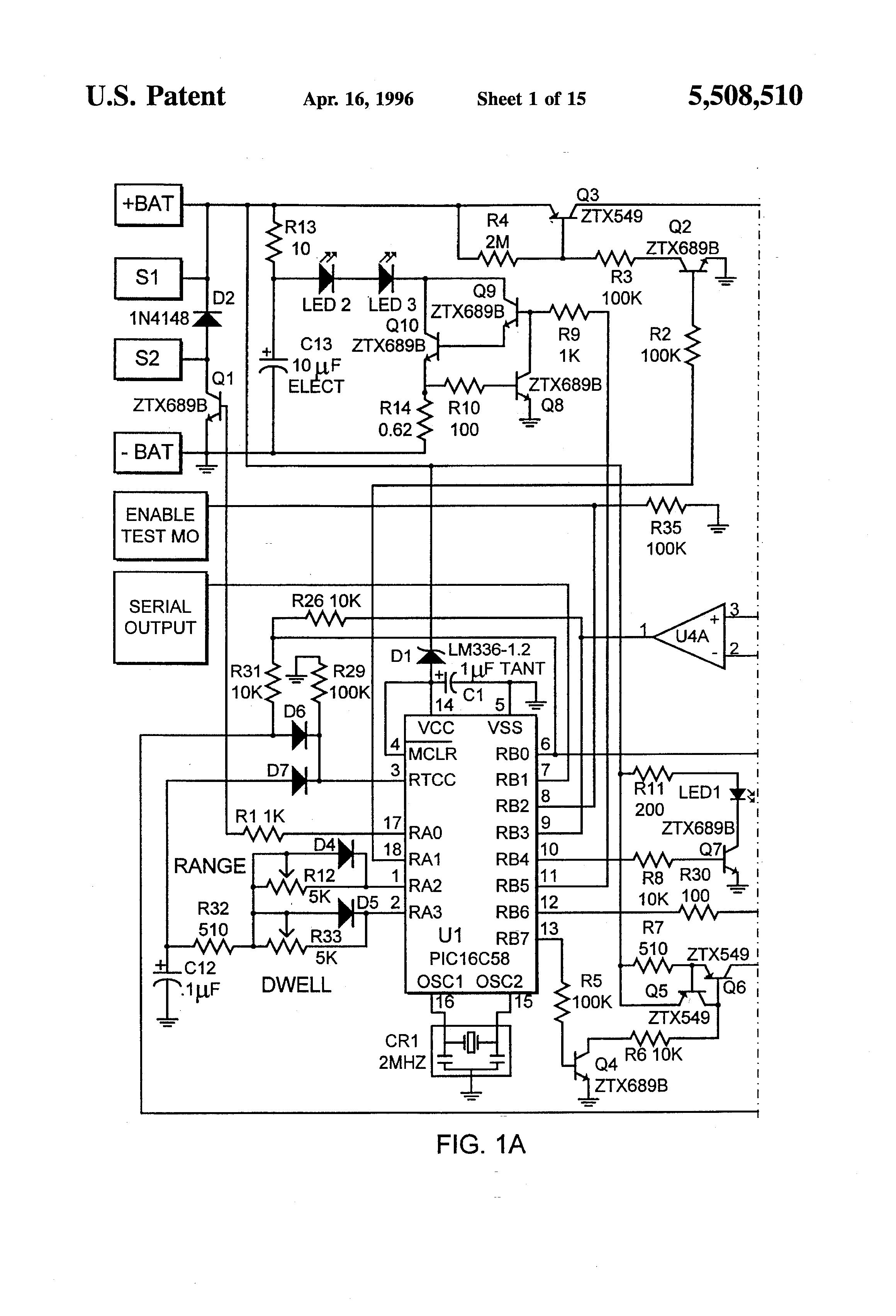 patent us5508510