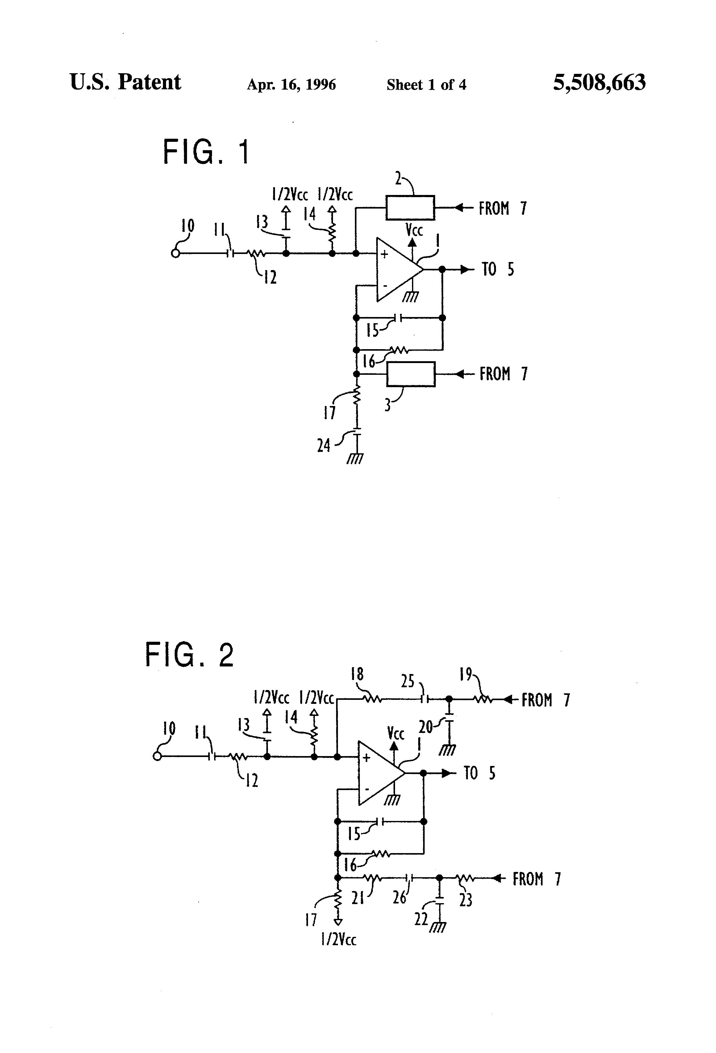 Patent Us5508663 Pulse Width Modulation Amplifier Google Patents Figure 2 4 Fm Transmitter Block Diagram Drawing
