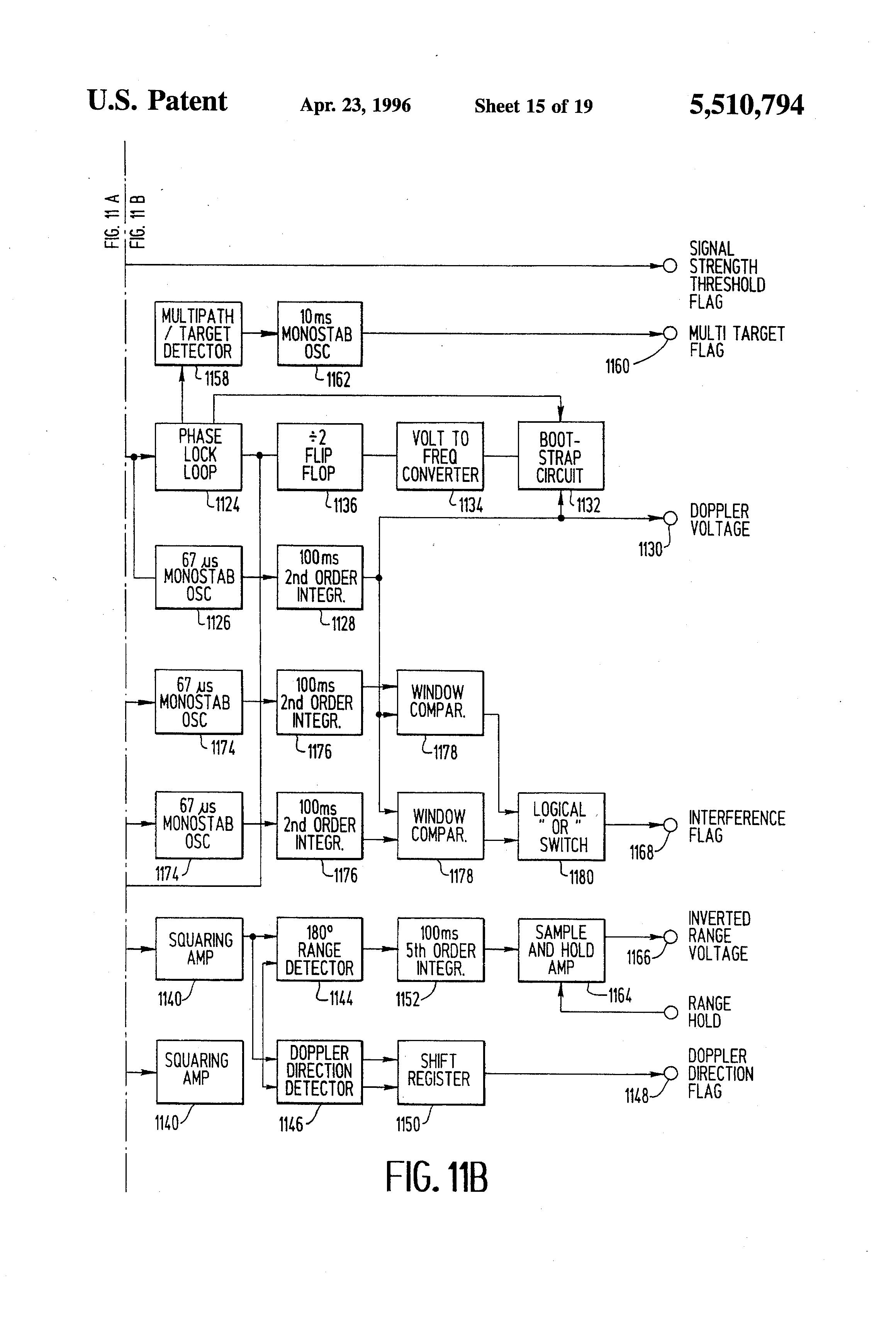 Radar Transponder Circuit Diagram Tradeoficcom Browse Data Wiring Speed Control For Induction Motors 1